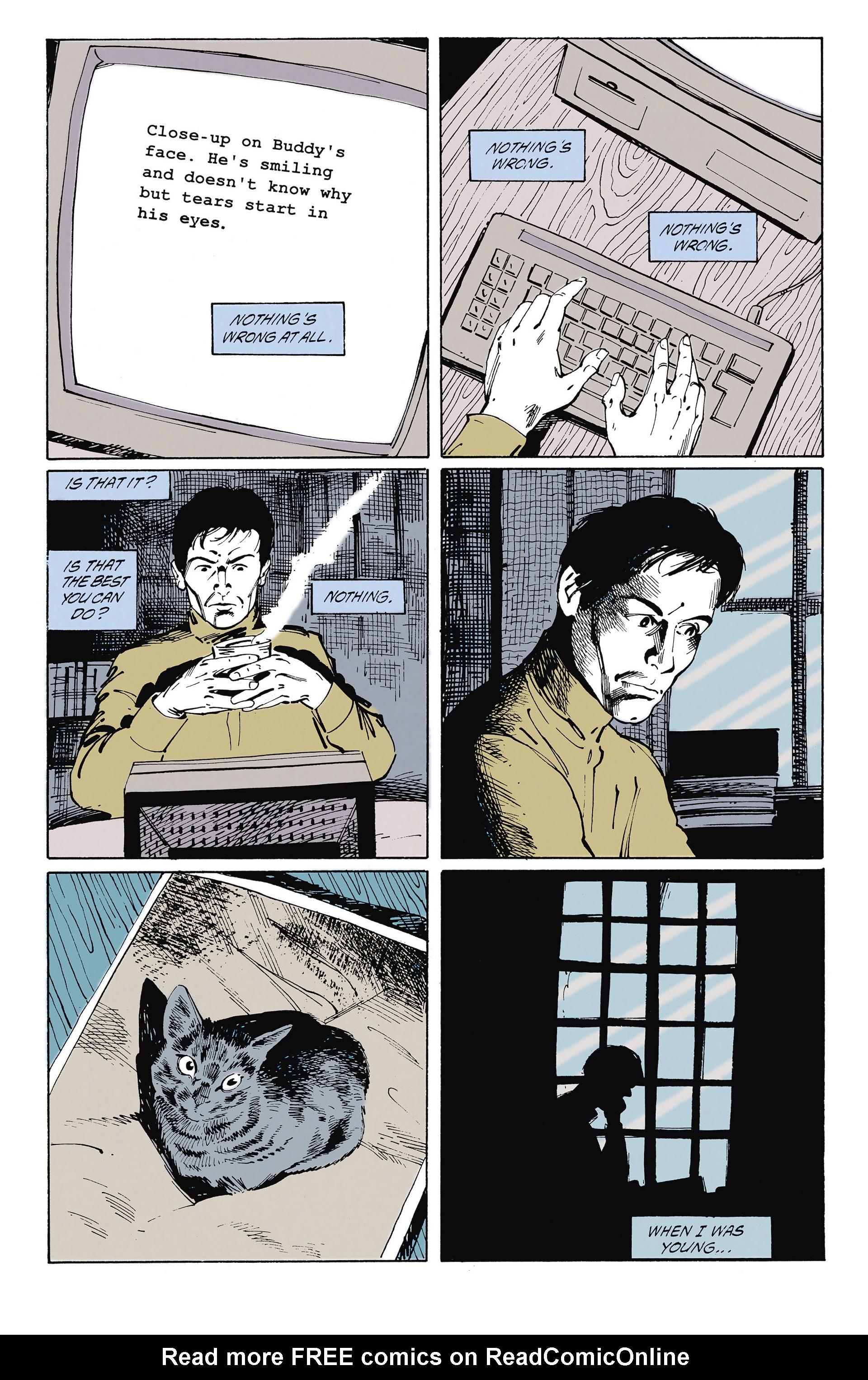 Read online Animal Man (1988) comic -  Issue #26 - 23
