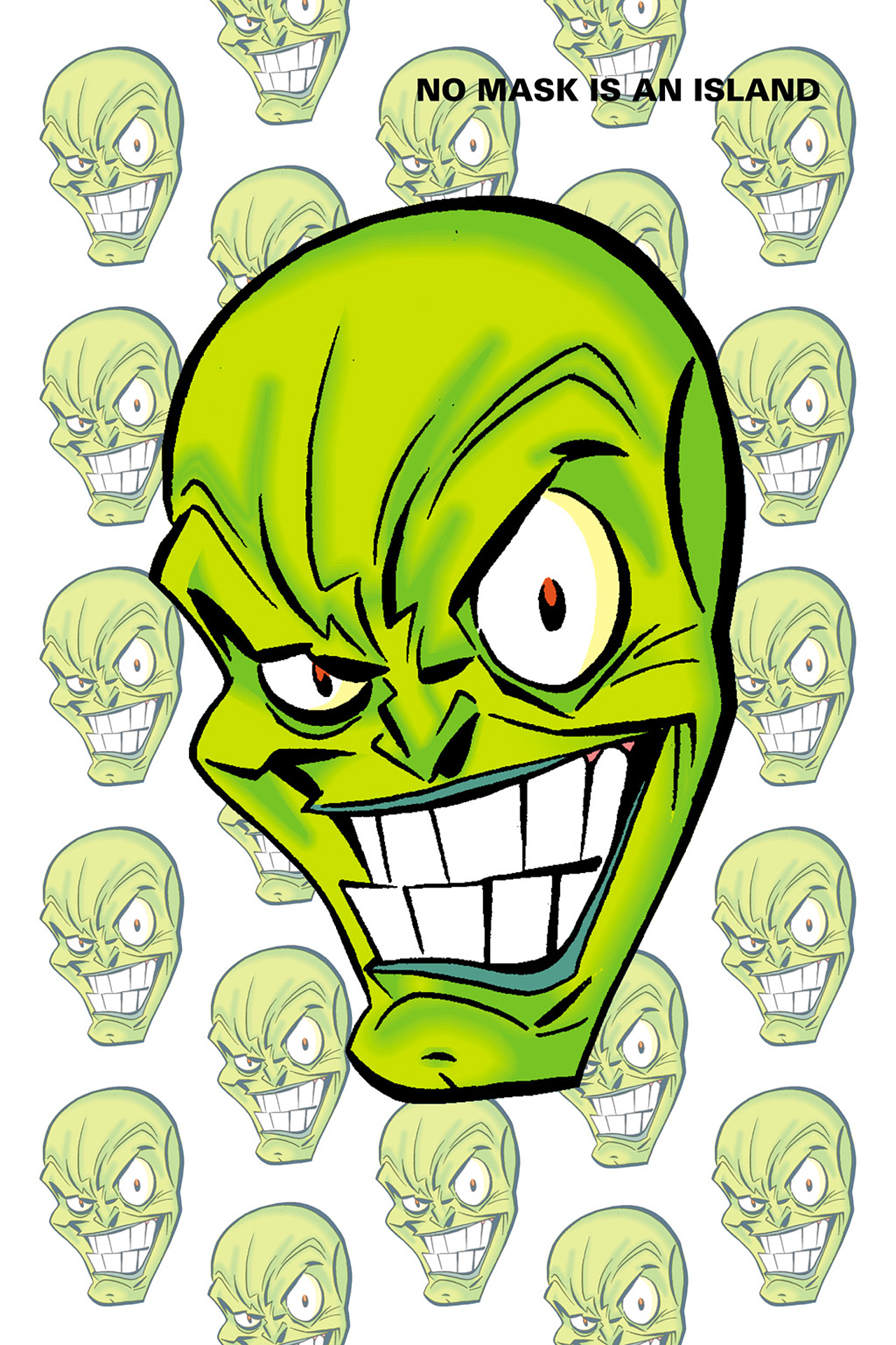 Read online Adventures Of The Mask Omnibus comic -  Issue #Adventures Of The Mask Omnibus Full - 384
