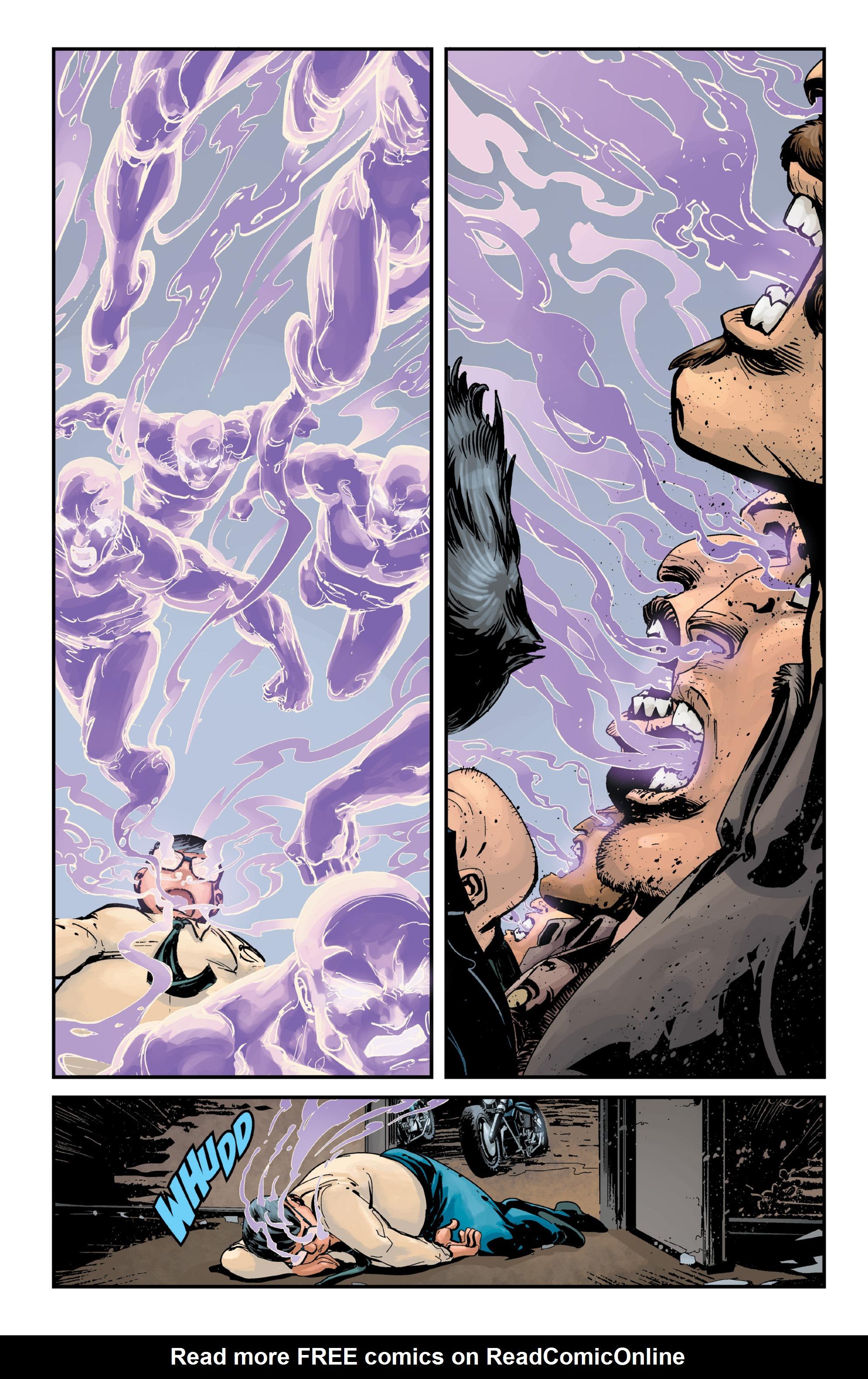 Read online Brain Boy:  The Men from G.E.S.T.A.L.T. comic -  Issue # TPB - 48