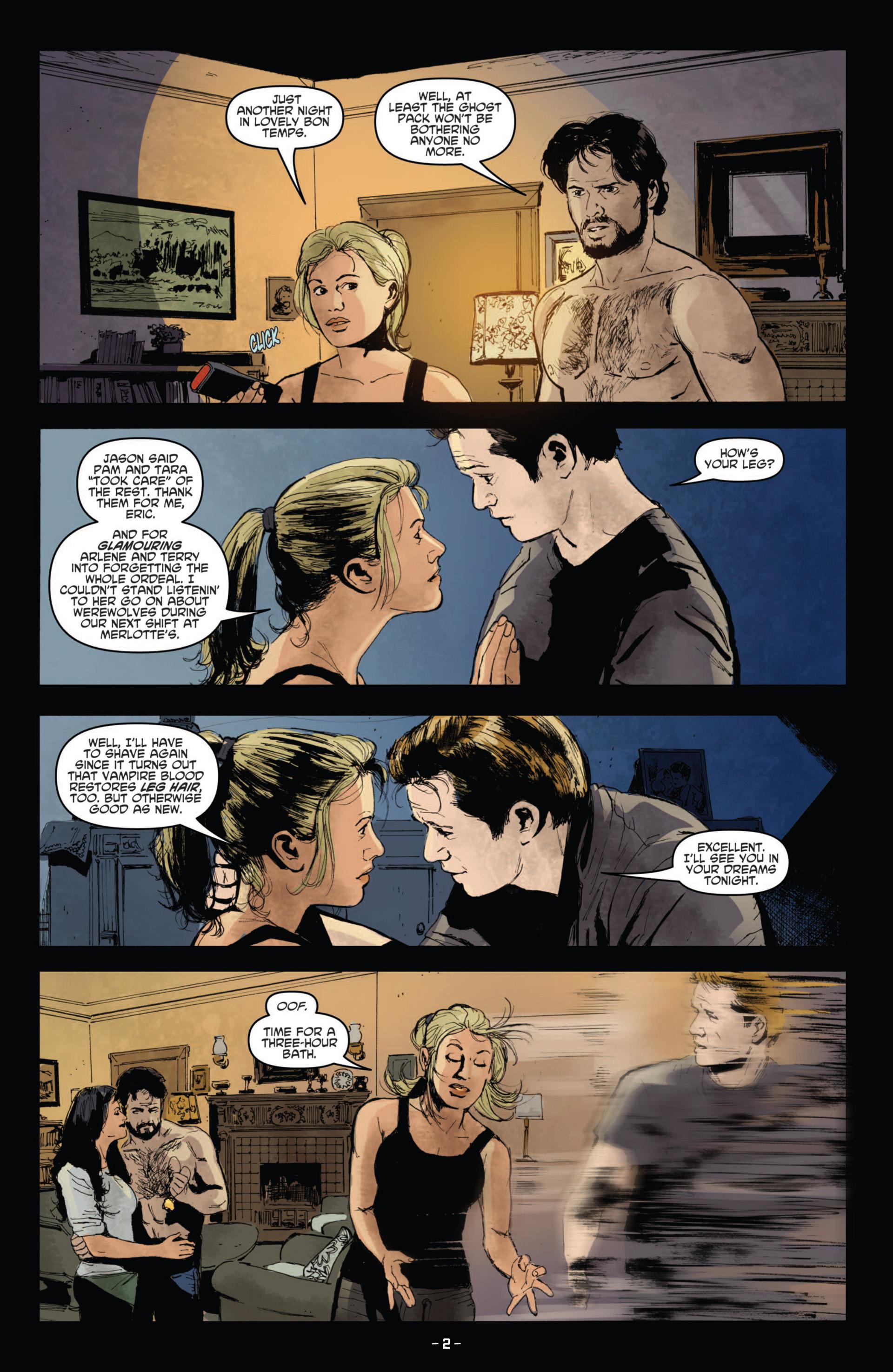Read online True Blood (2012) comic -  Issue #10 - 4