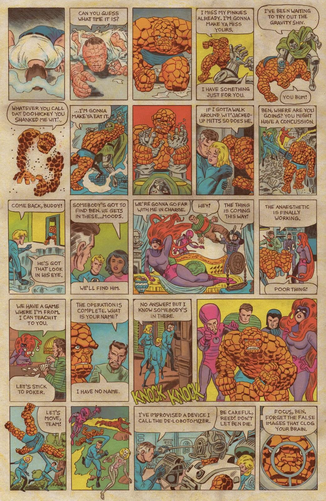 Read online Fantastic Four: Grand Design comic -  Issue #1 - 34