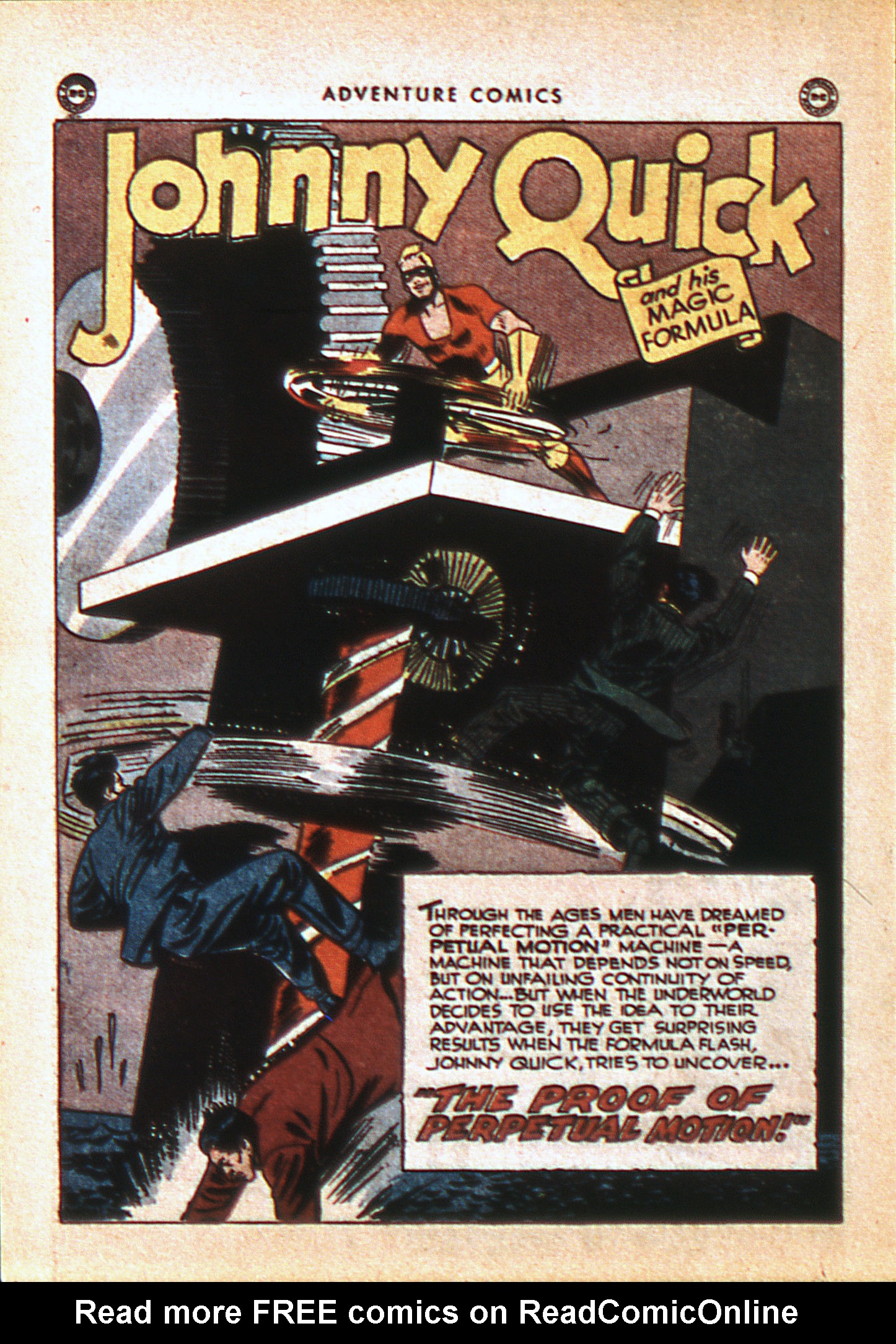 Read online Adventure Comics (1938) comic -  Issue #113 - 31