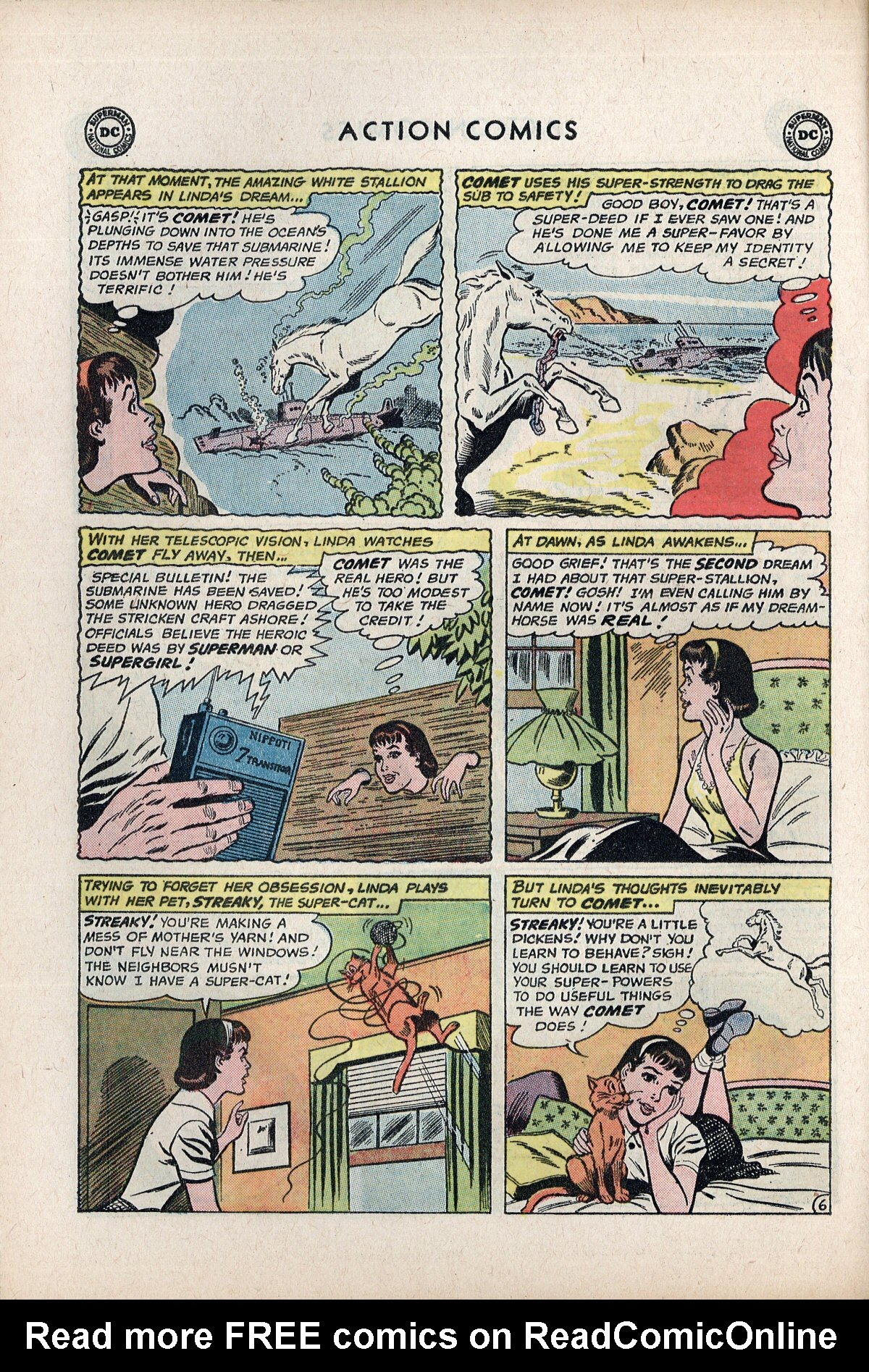 Read online Action Comics (1938) comic -  Issue #292 - 26