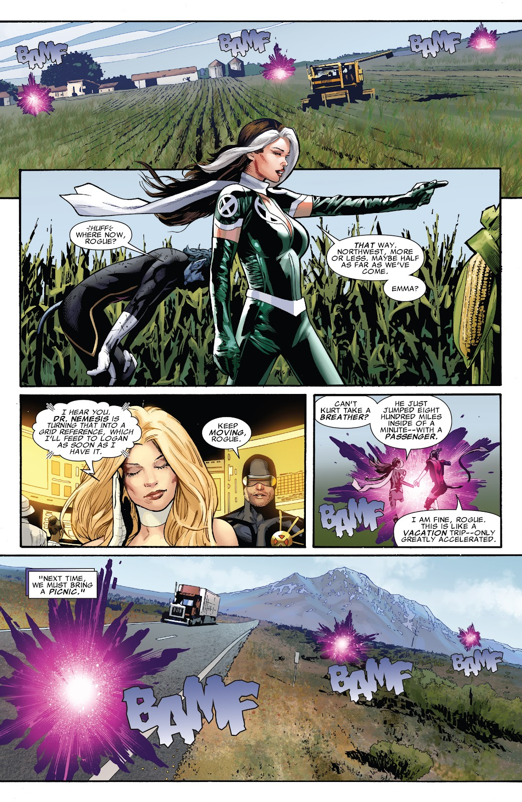 Read online X-Men: Second Coming comic -  Issue # _TPB (Part 1) - 97