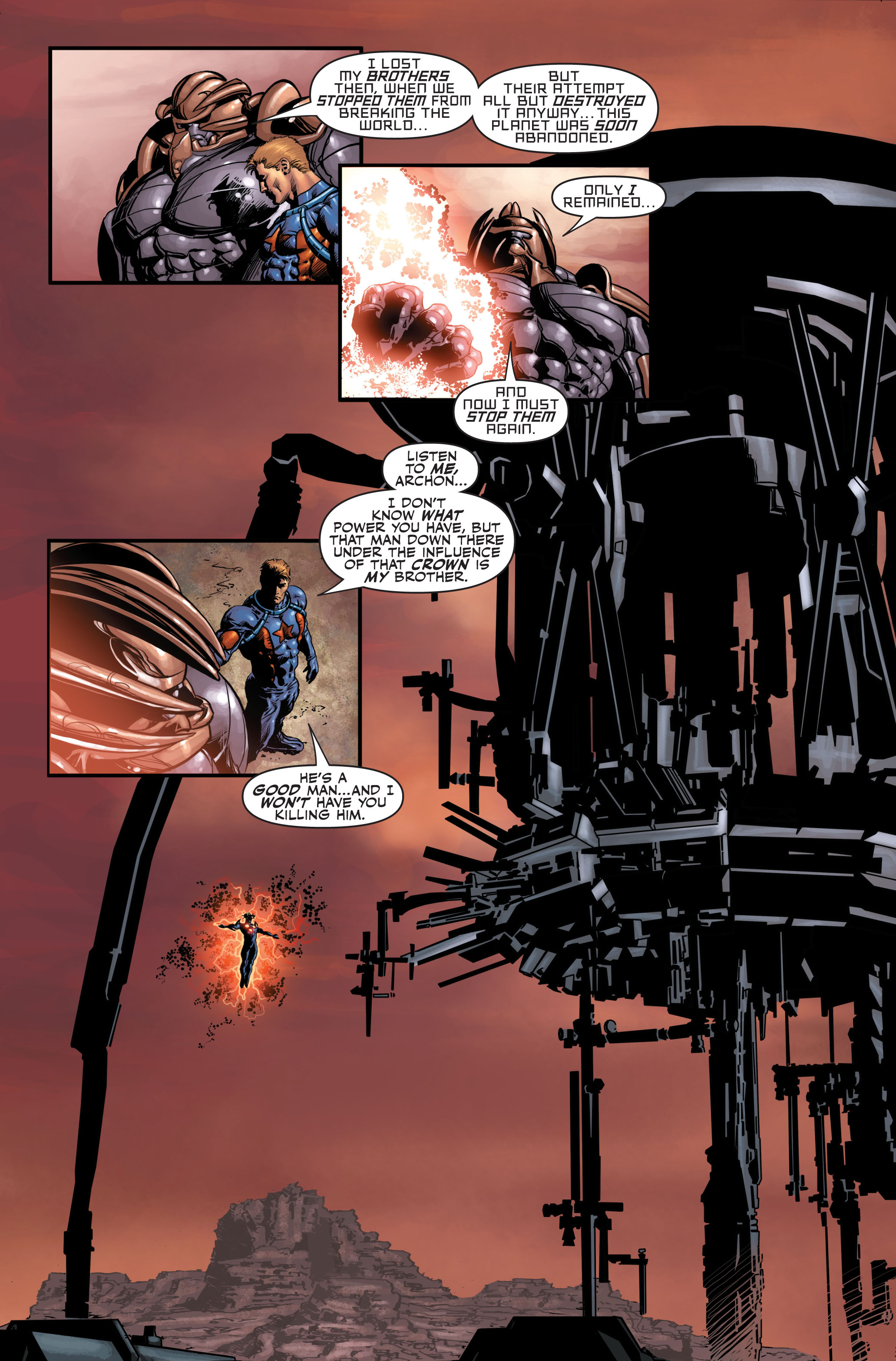 Read online Secret Avengers (2010) comic -  Issue #3 - 20