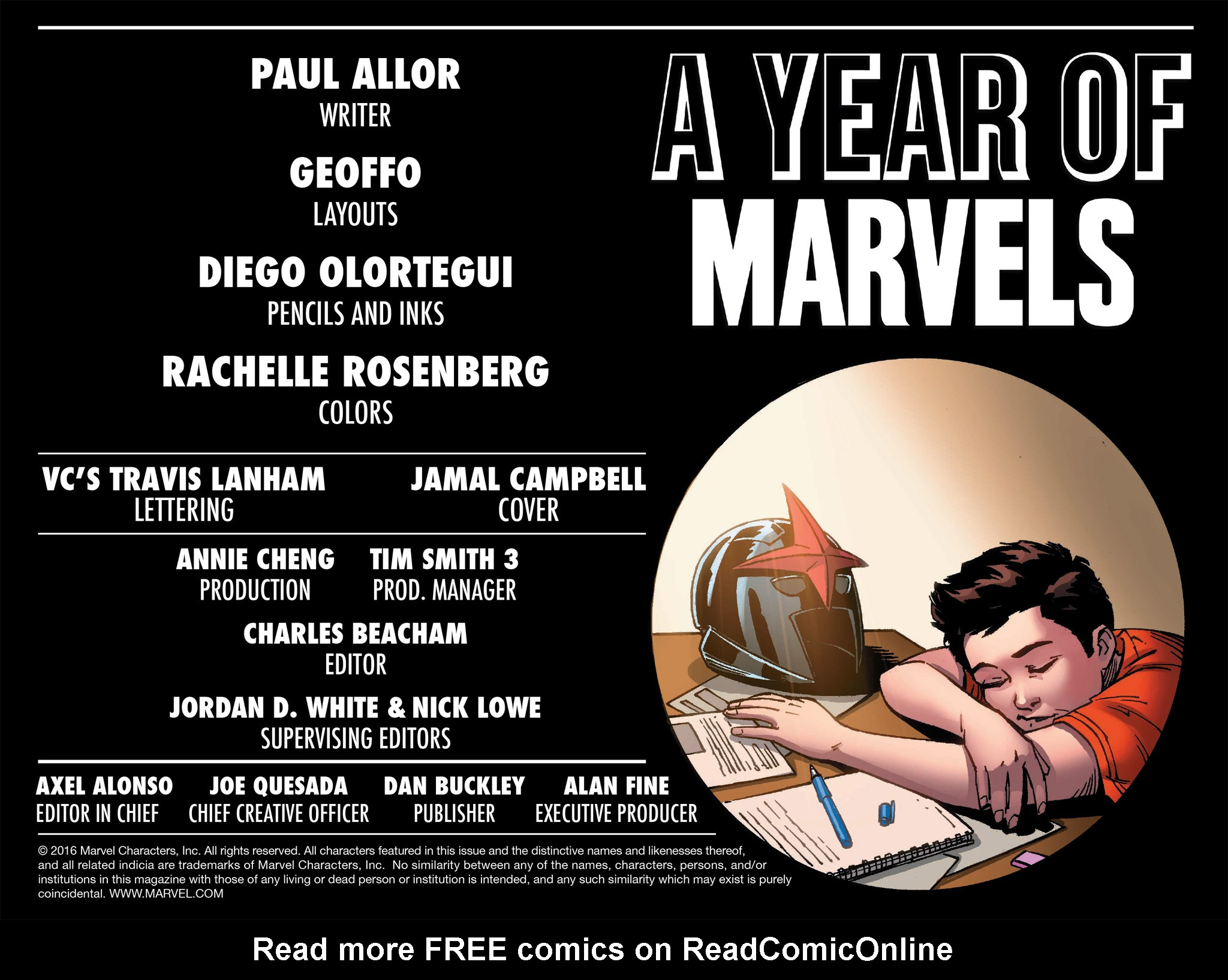 Read online A Year Of Marvels: June Infinite Comic comic -  Issue #A Year Of Marvels: June Infinite Comic Full - 75