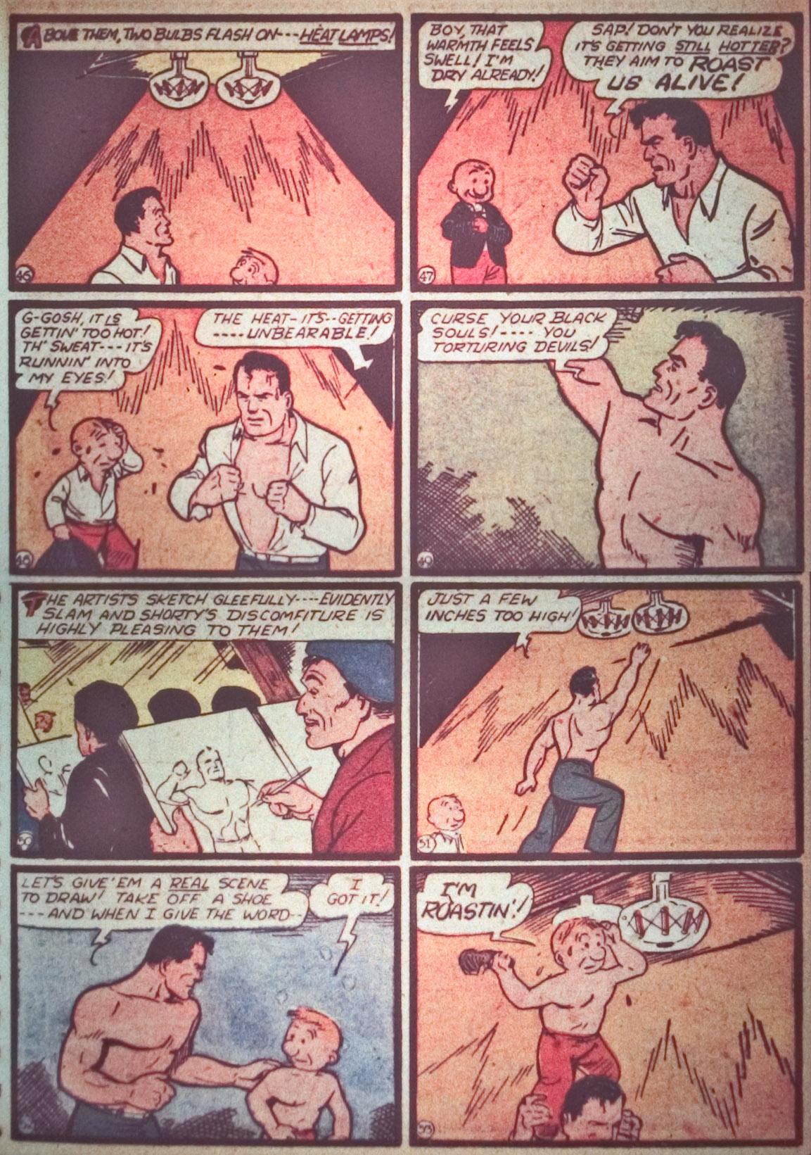 Read online Detective Comics (1937) comic -  Issue #26 - 9