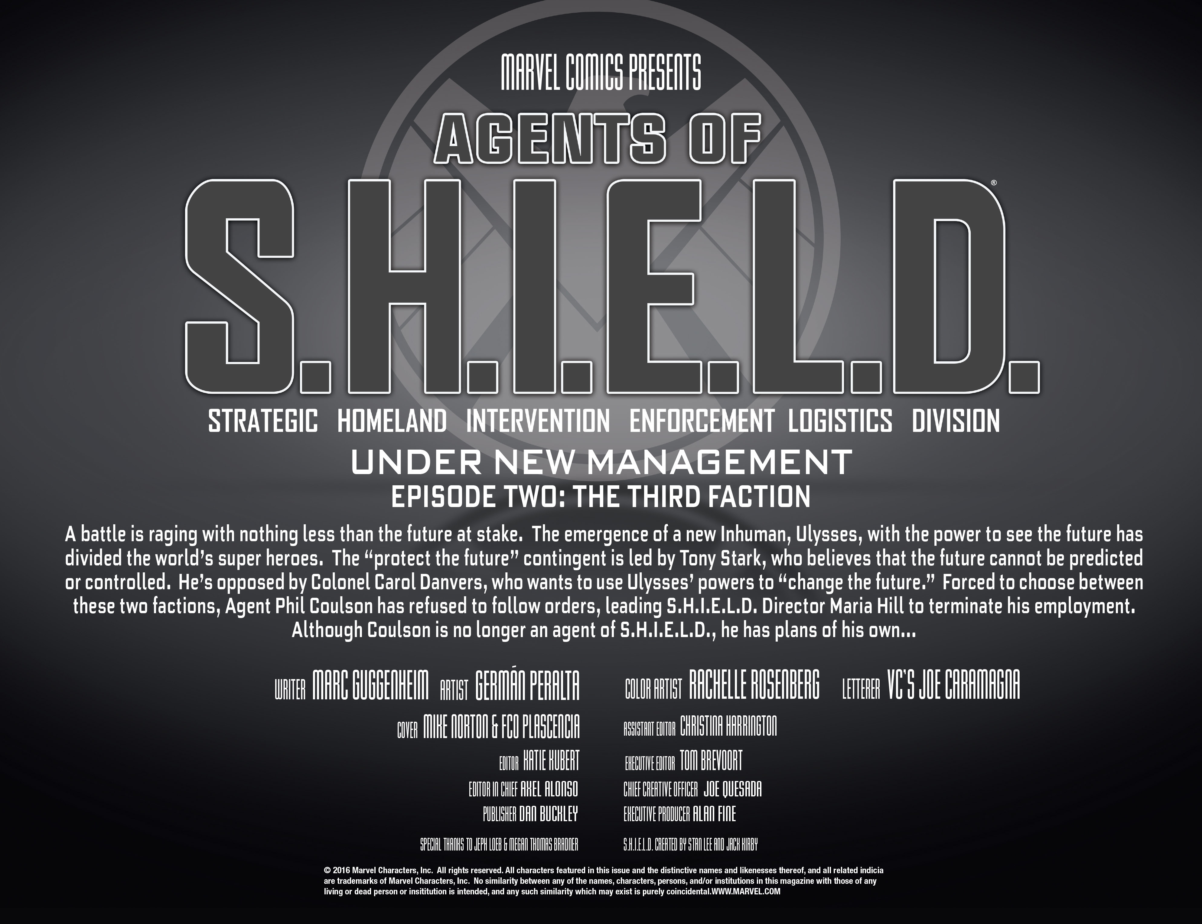 Read online Agents of S.H.I.E.L.D. comic -  Issue #8 - 5
