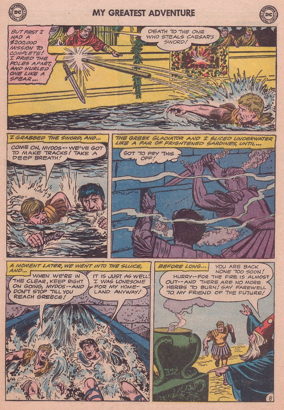 My Greatest Adventure (1955) issue 65 - Page 21