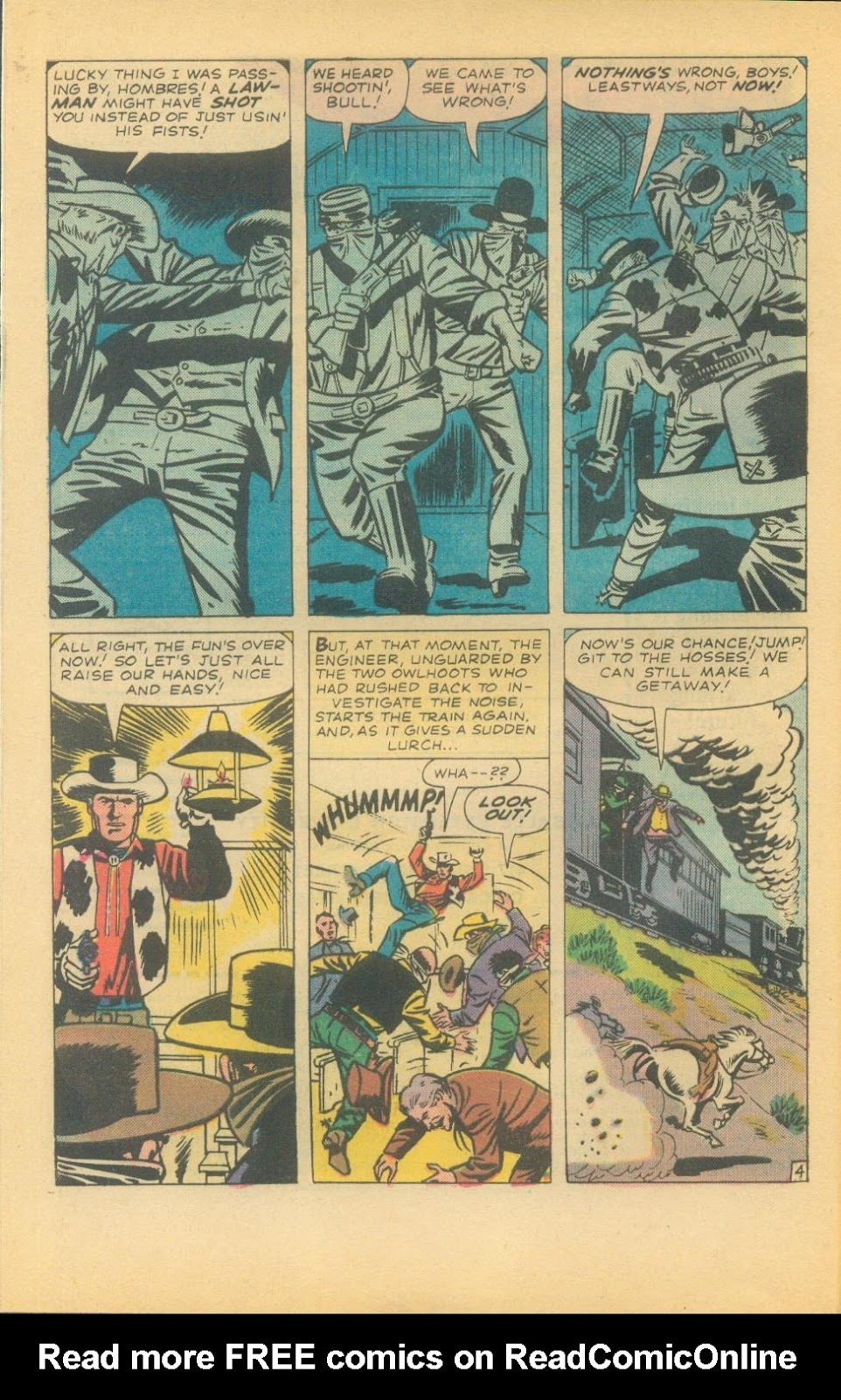 Kid Colt Outlaw issue 199 - Page 9