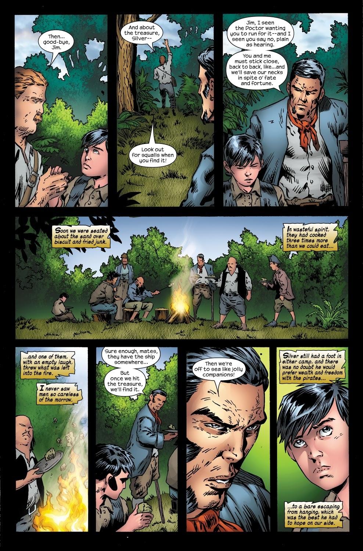 Read online Treasure Island comic -  Issue #5 - 19