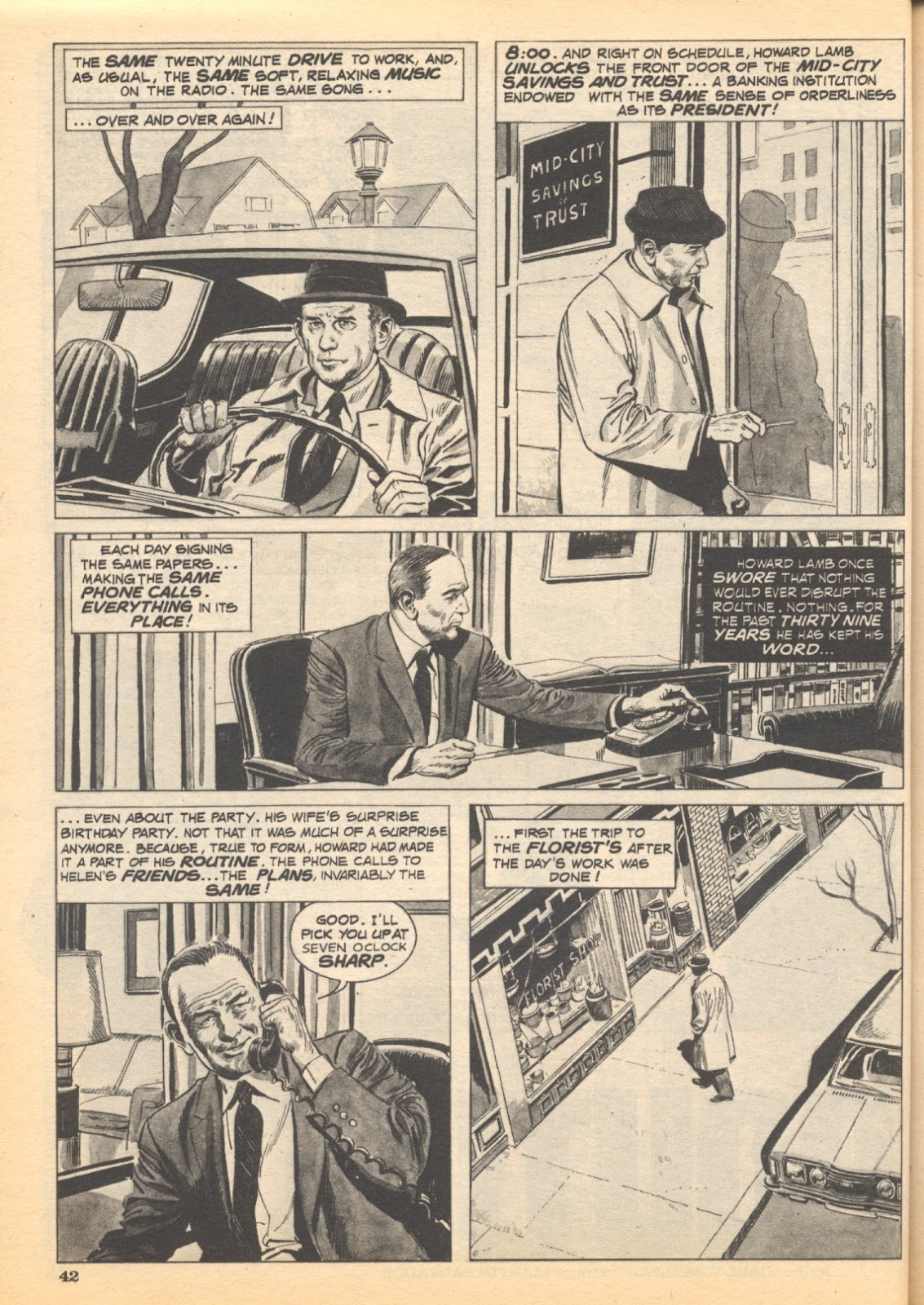 Creepy (1964) Issue #122 #122 - English 40