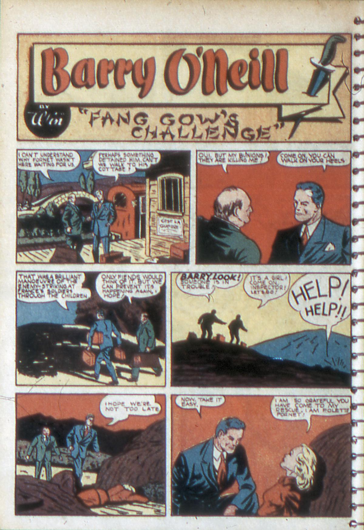 Read online Adventure Comics (1938) comic -  Issue #54 - 13