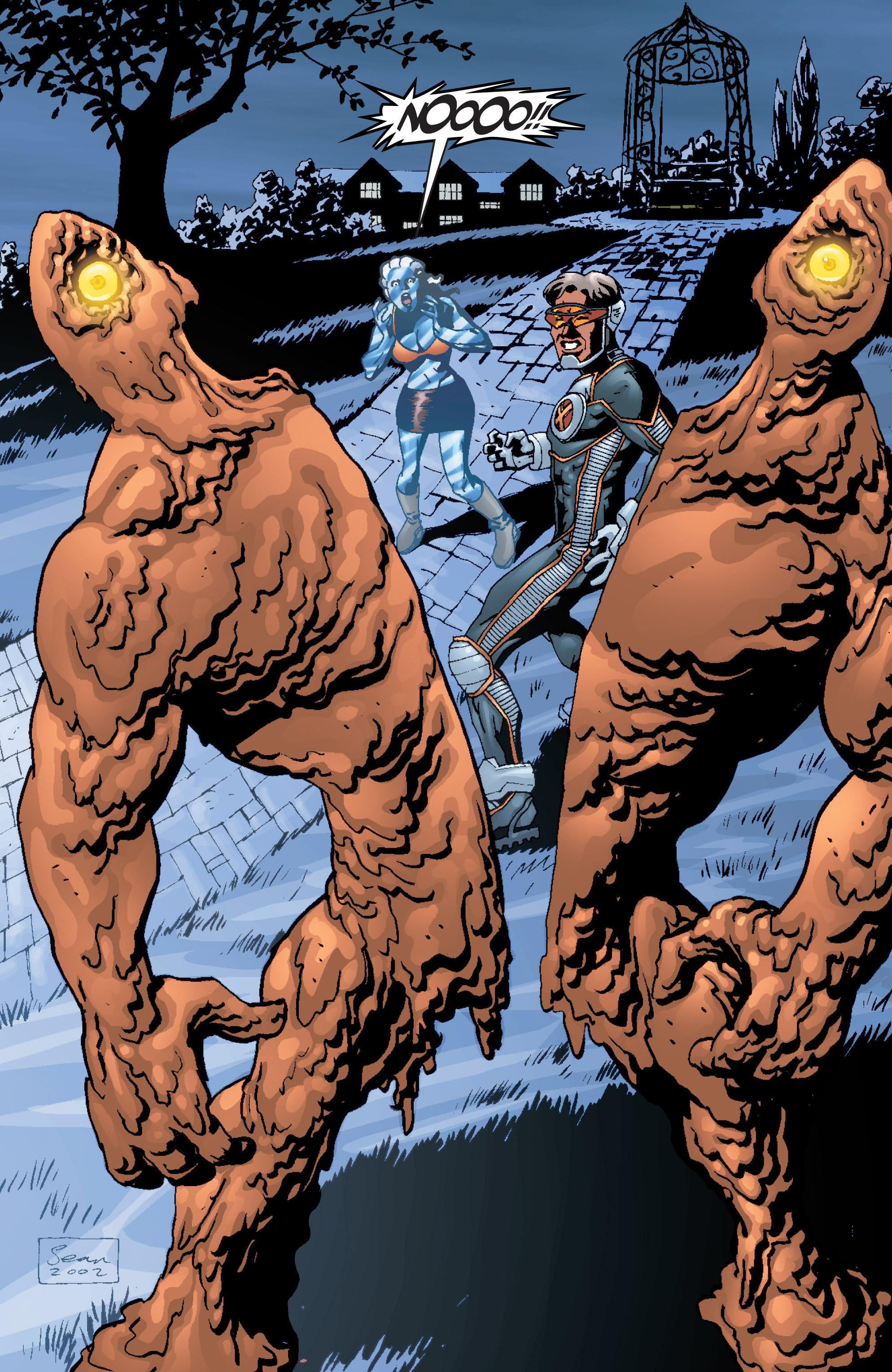 Read online Uncanny X-Men (1963) comic -  Issue #415 - 23