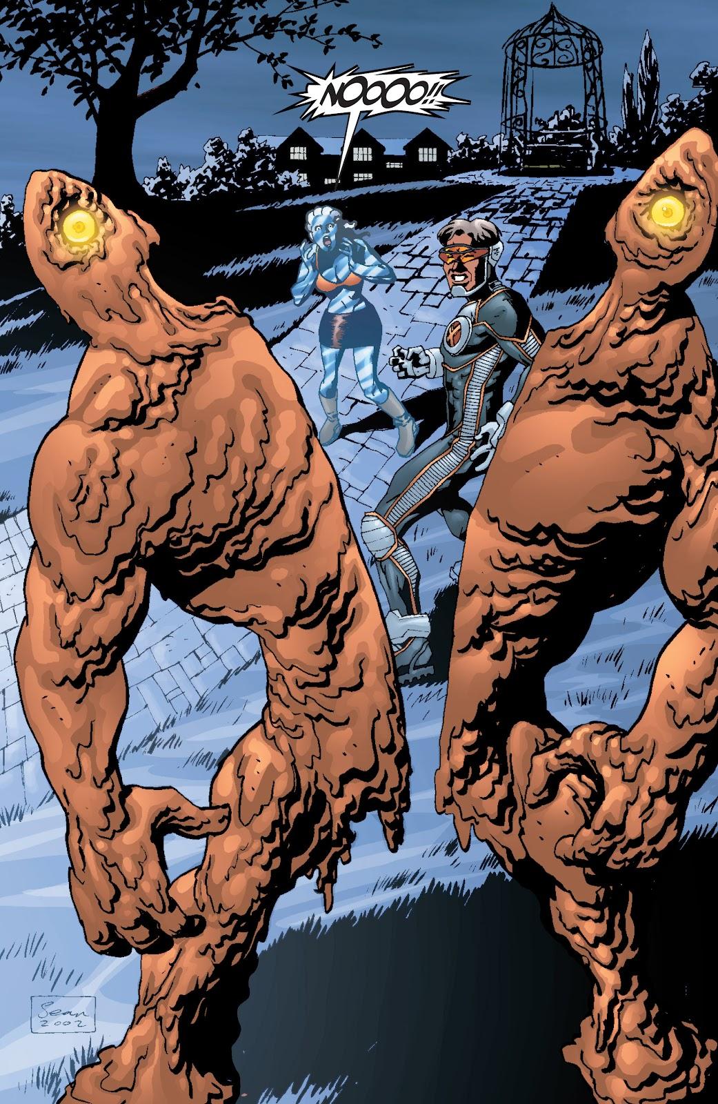 Uncanny X-Men (1963) issue 415 - Page 23