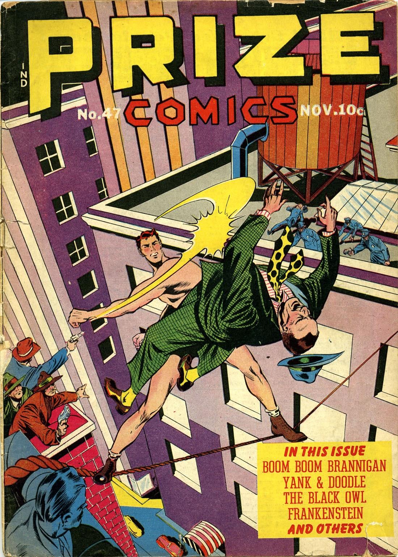 Prize Comics 47 Page 1