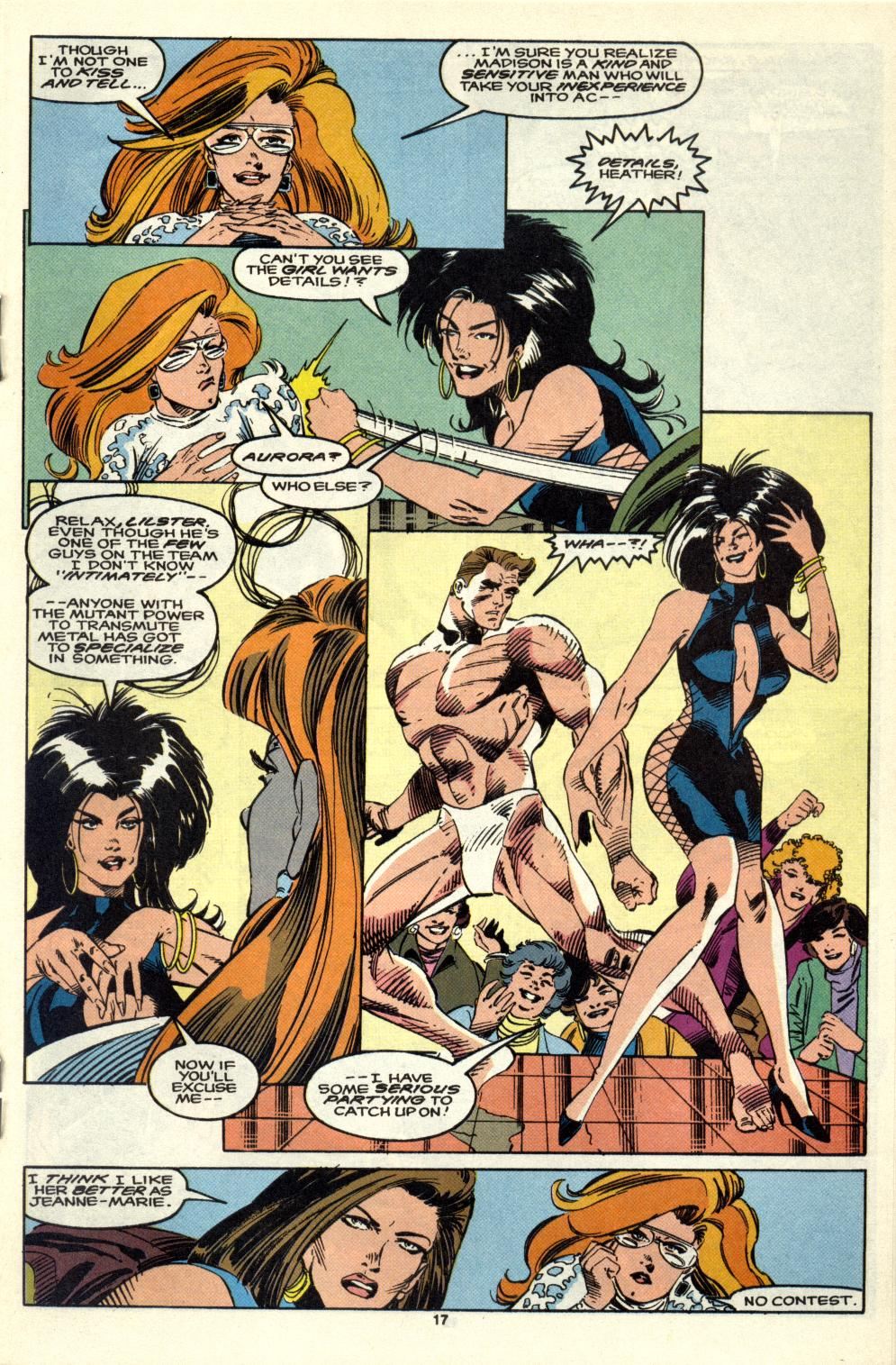 Read online Alpha Flight (1983) comic -  Issue #105 - 14
