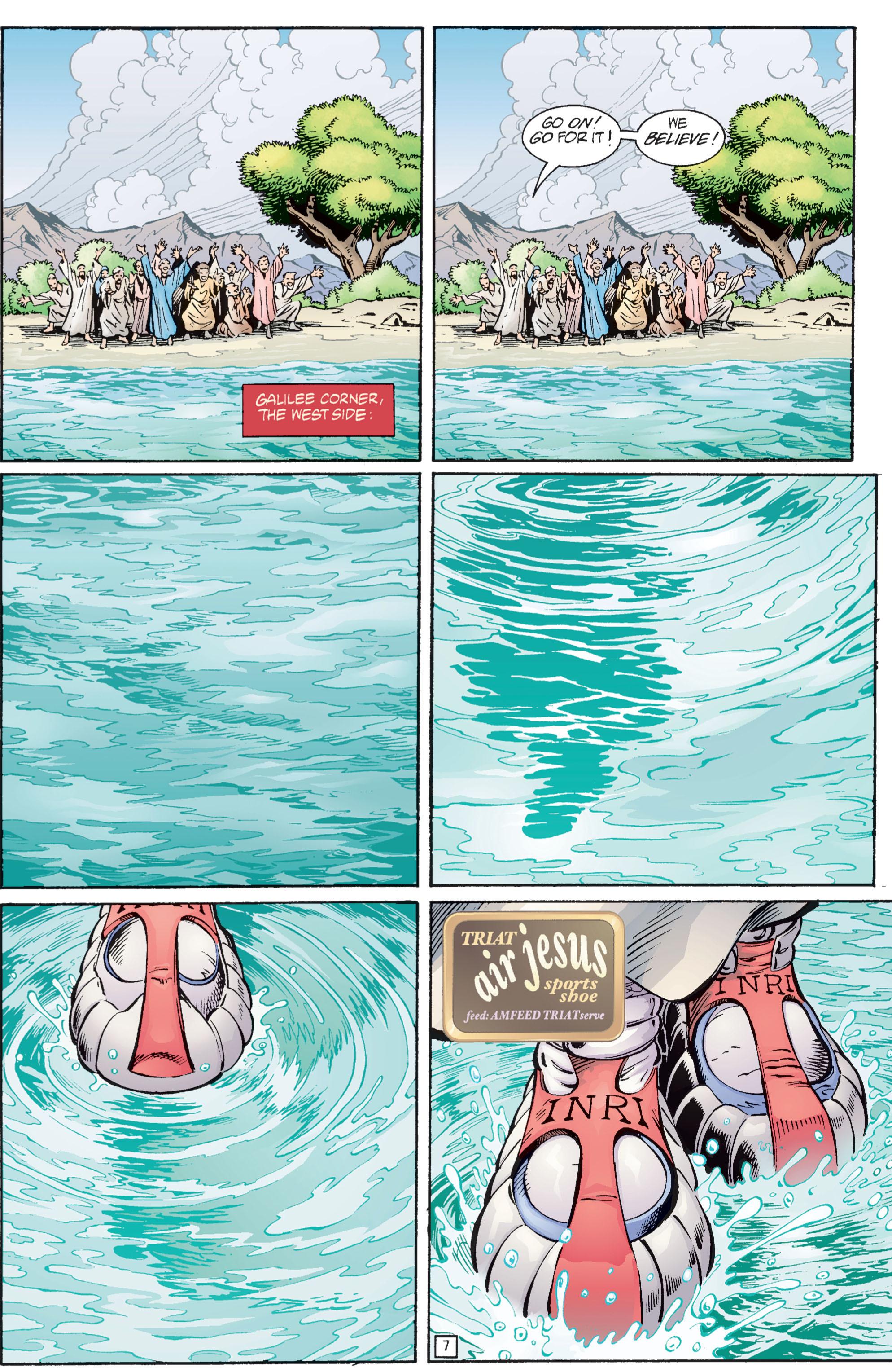 Read online Transmetropolitan comic -  Issue #5 - 8