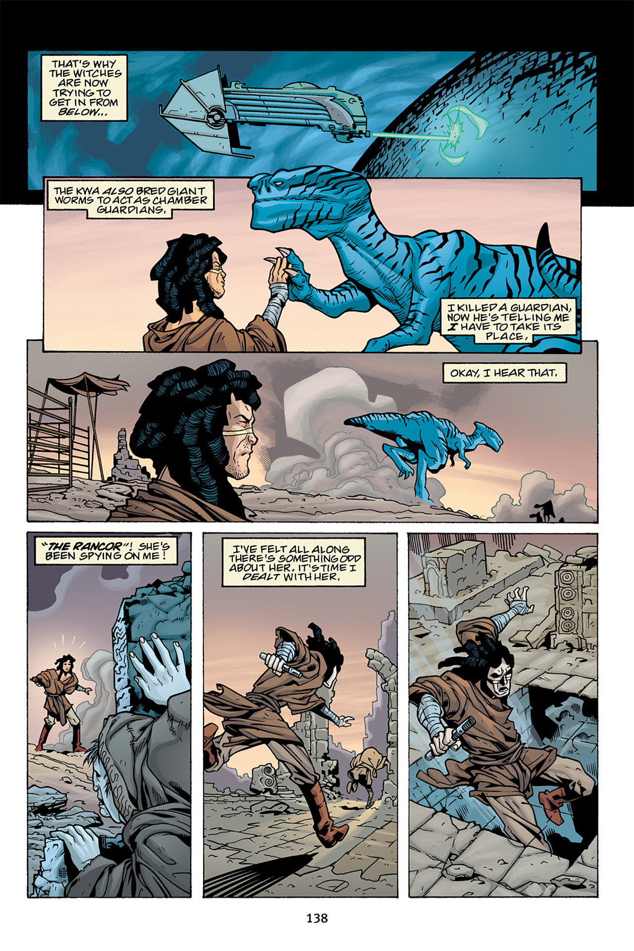 Read online Star Wars Omnibus comic -  Issue # Vol. 15 - 135