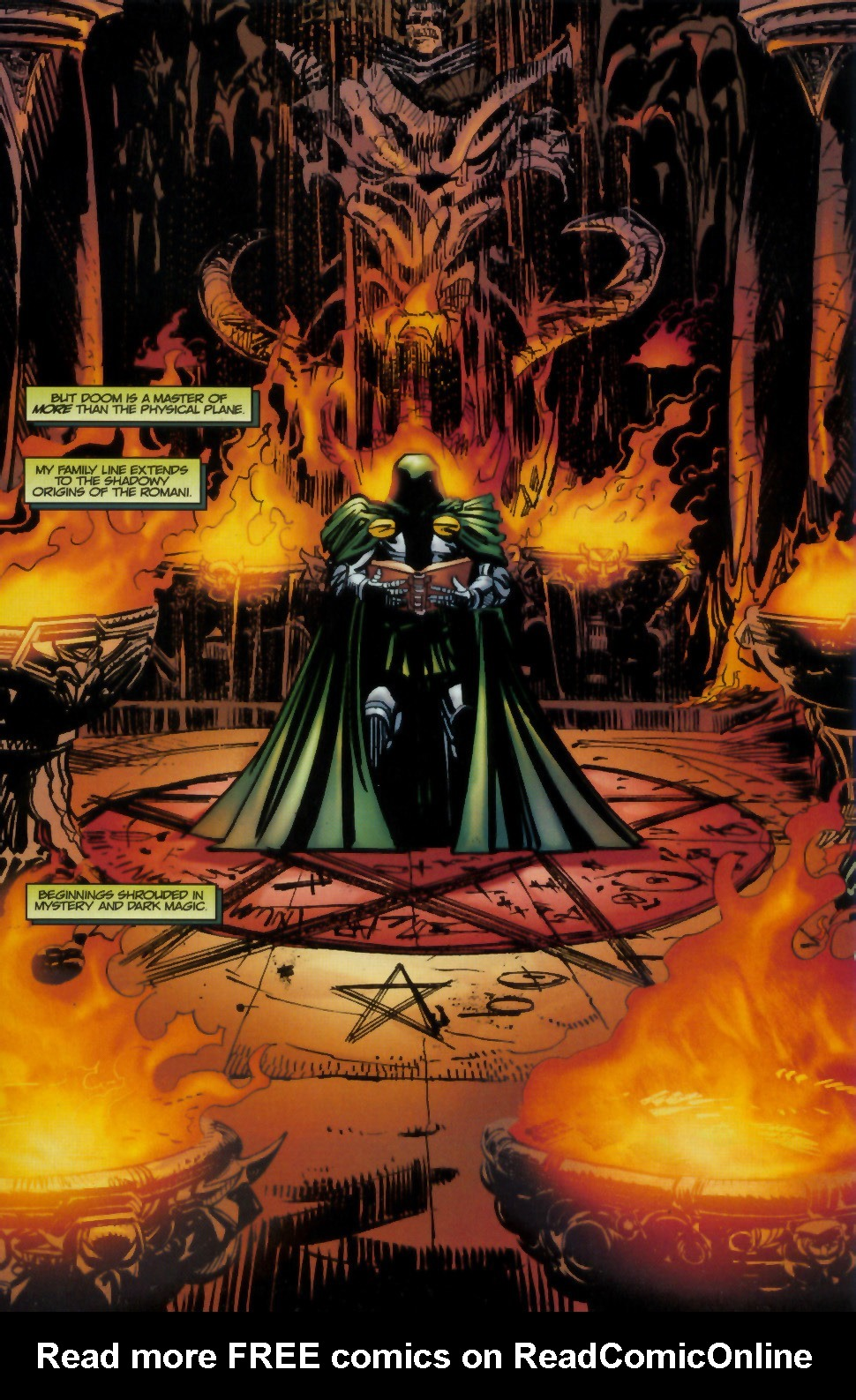 Read online Doom: The Emperor Returns comic -  Issue #1 - 13