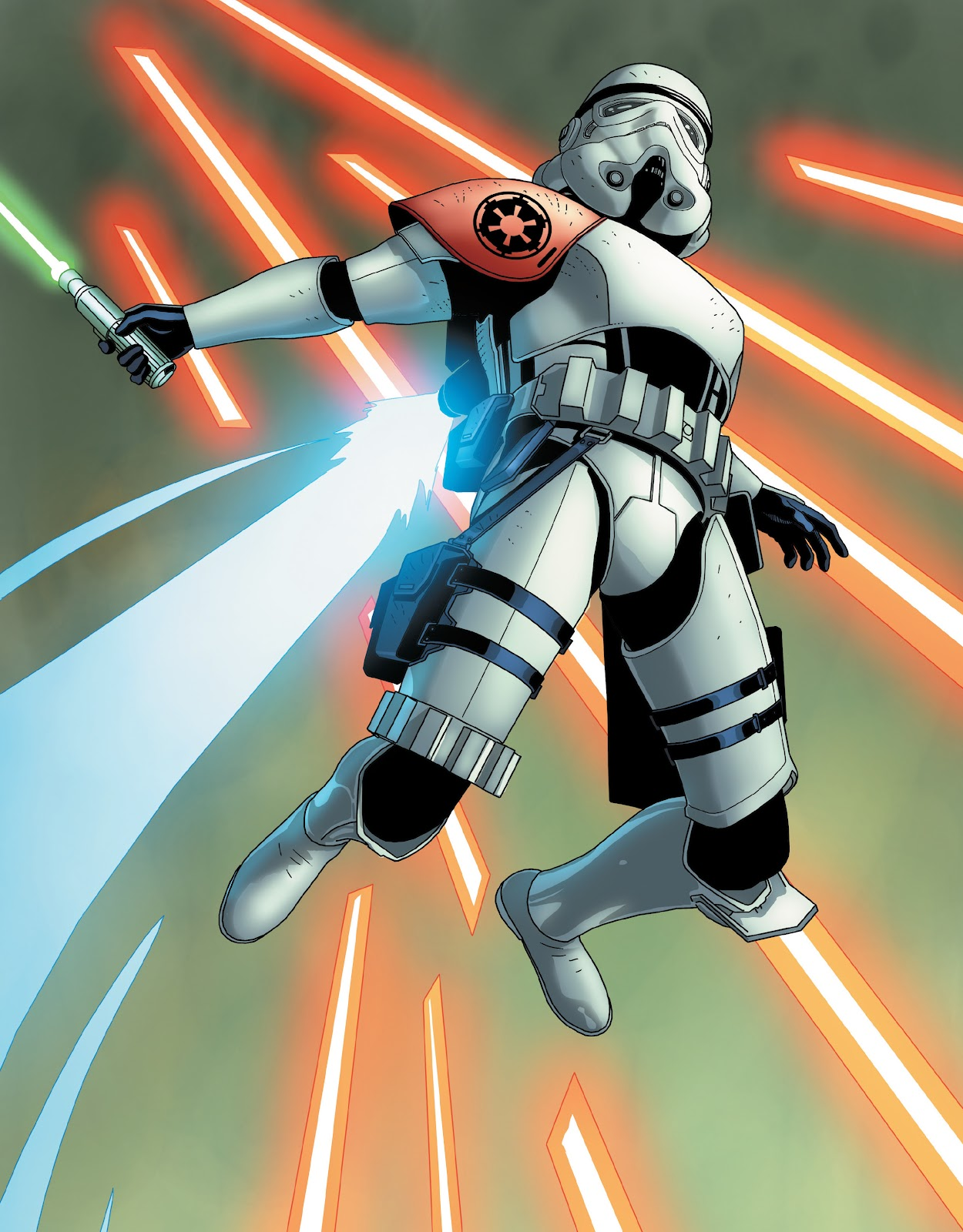 Read online The Marvel Art of Star Wars comic -  Issue # TPB (Part 2) - 17