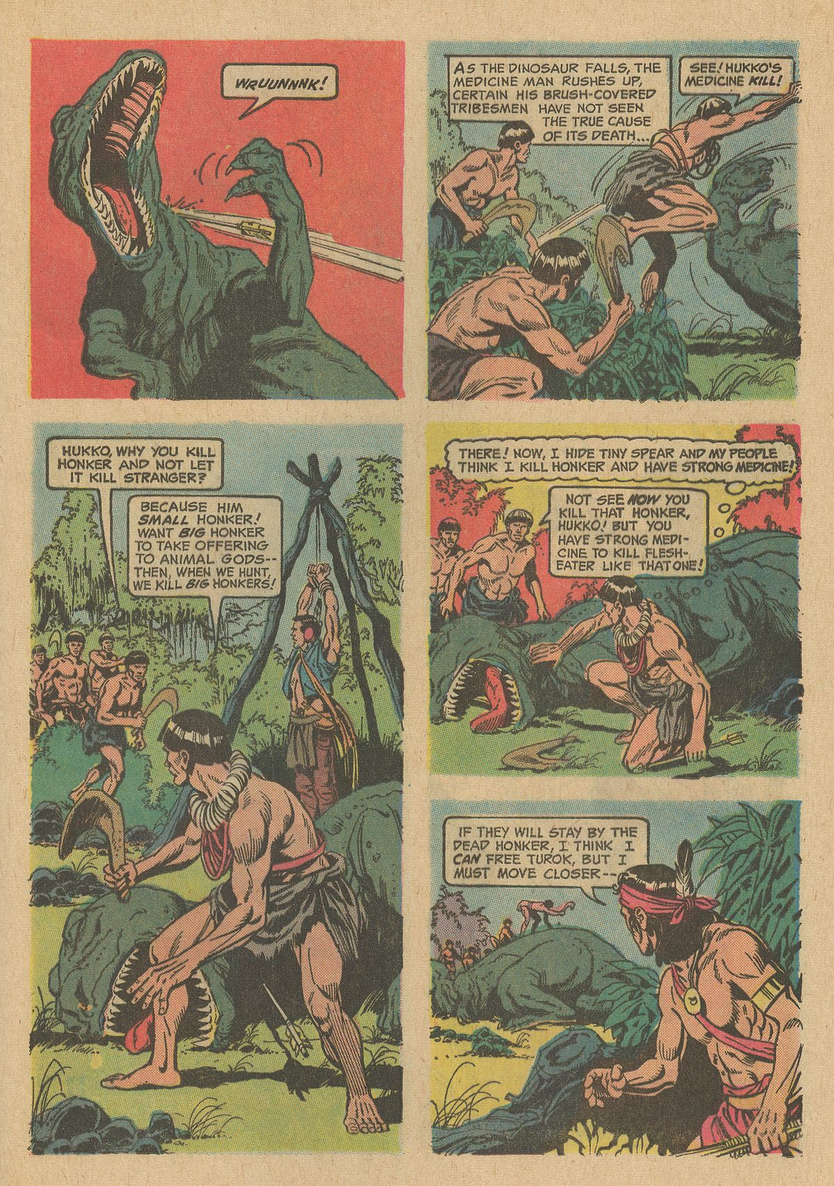 Read online Turok, Son of Stone comic -  Issue #80 - 25