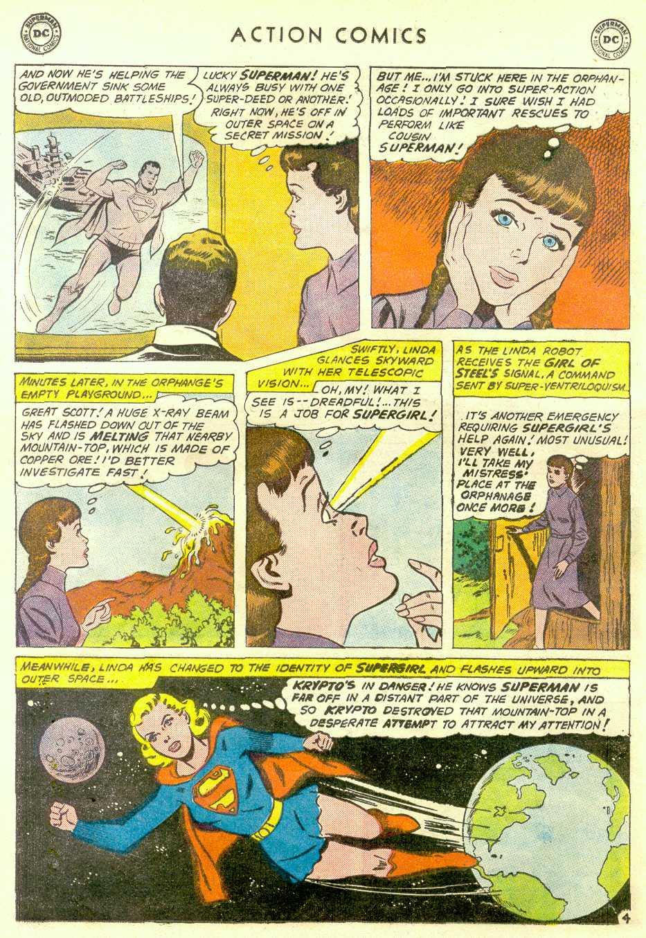 Action Comics (1938) 270 Page 19