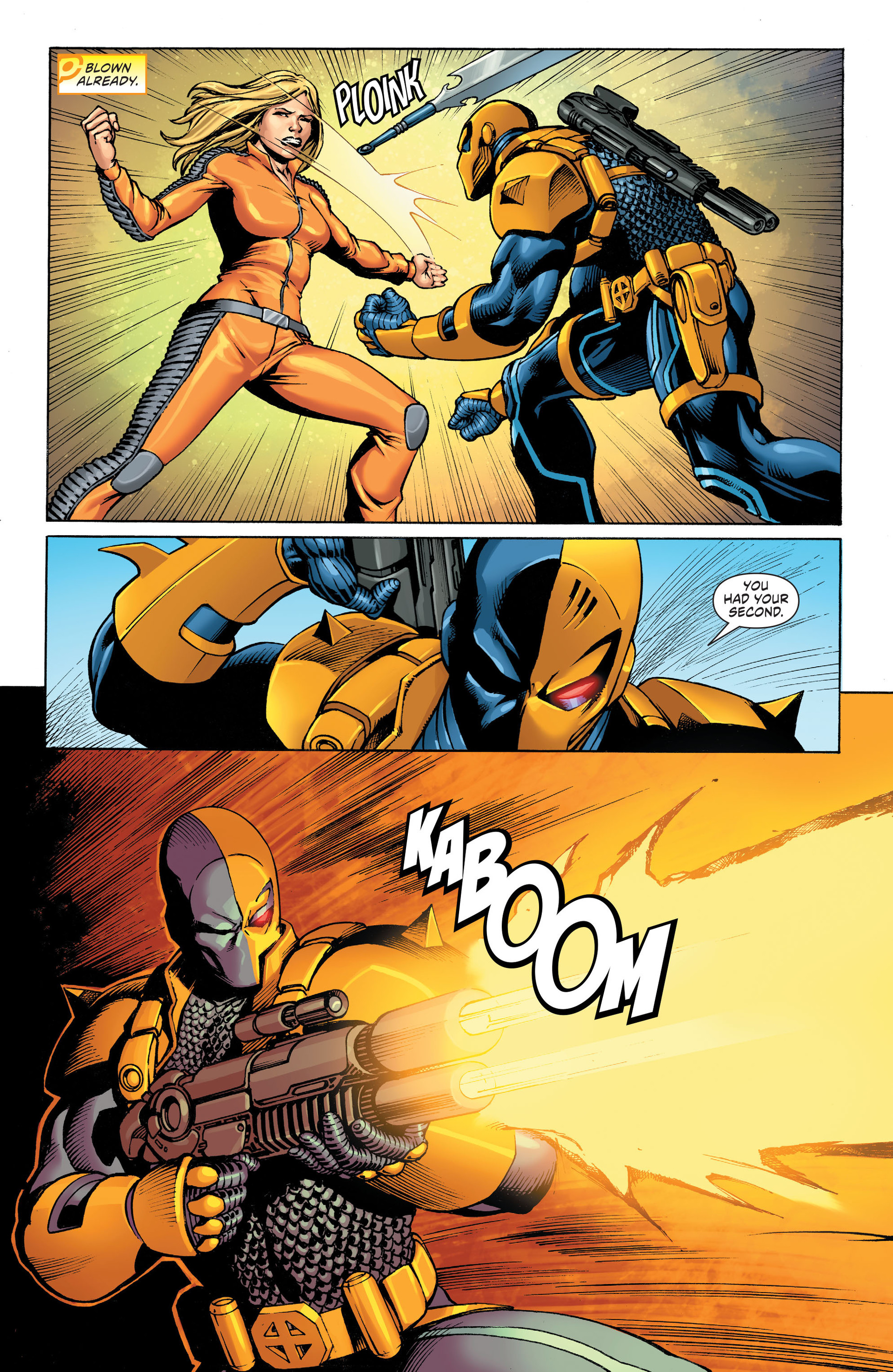 Read online Worlds' Finest: Futures End comic -  Issue # Full - 11