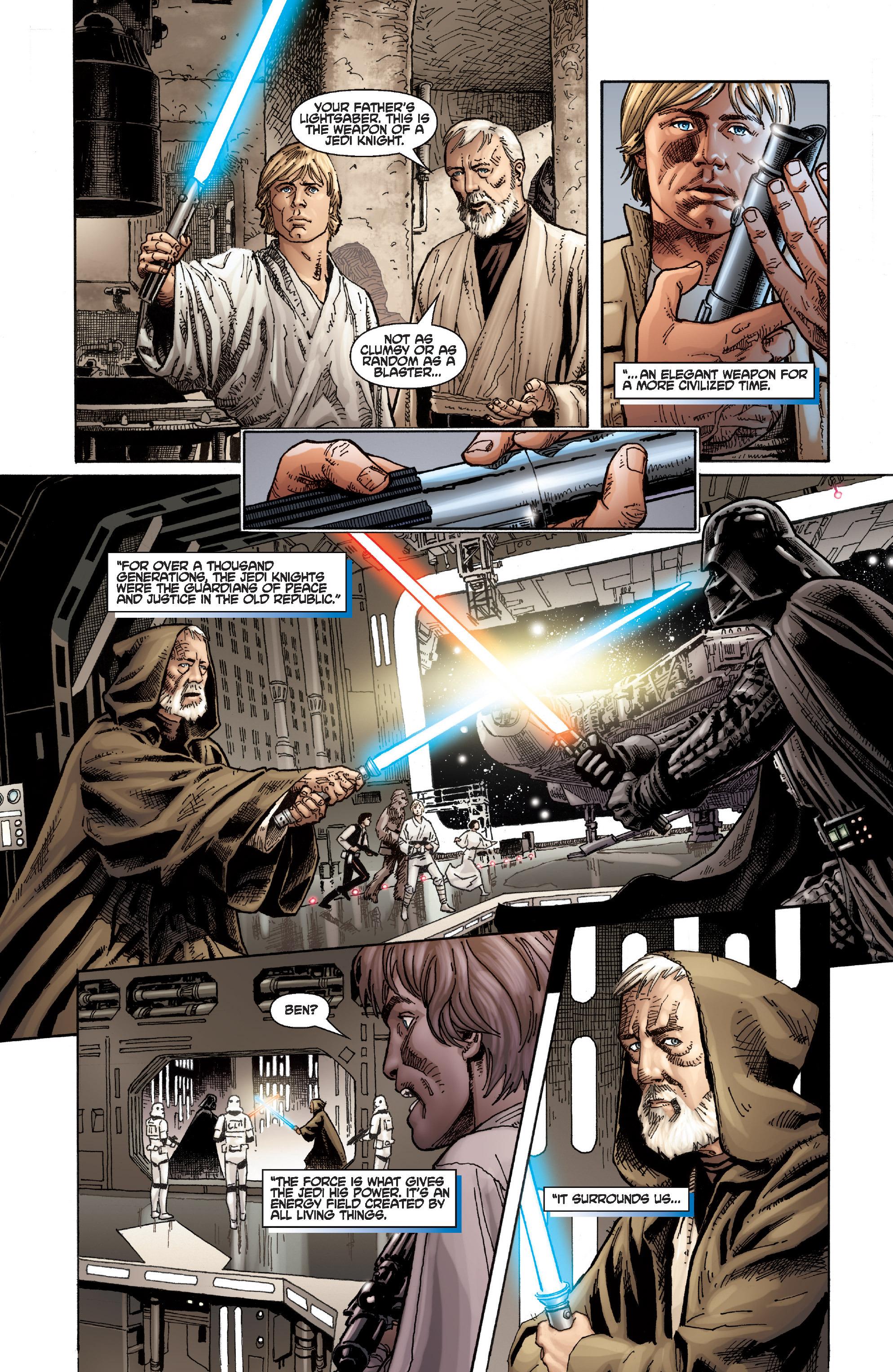 Read online Star Wars Omnibus comic -  Issue # Vol. 20 - 396