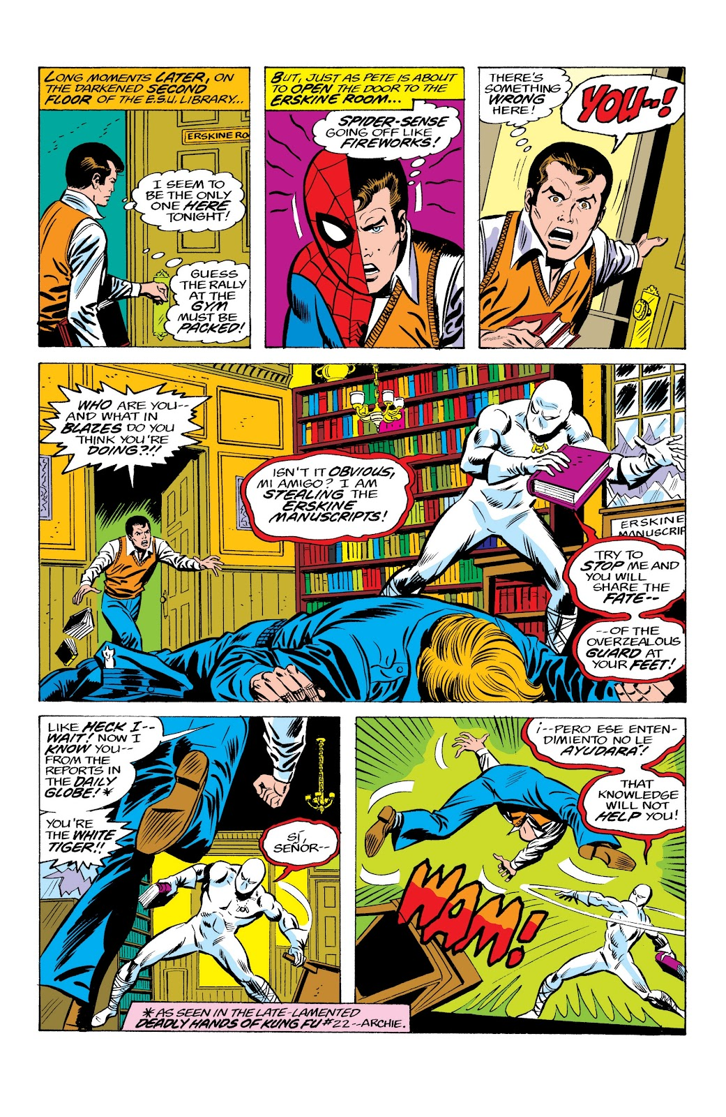 Read online Marvel Masterworks: The Spectacular Spider-Man comic -  Issue # TPB (Part 2) - 44