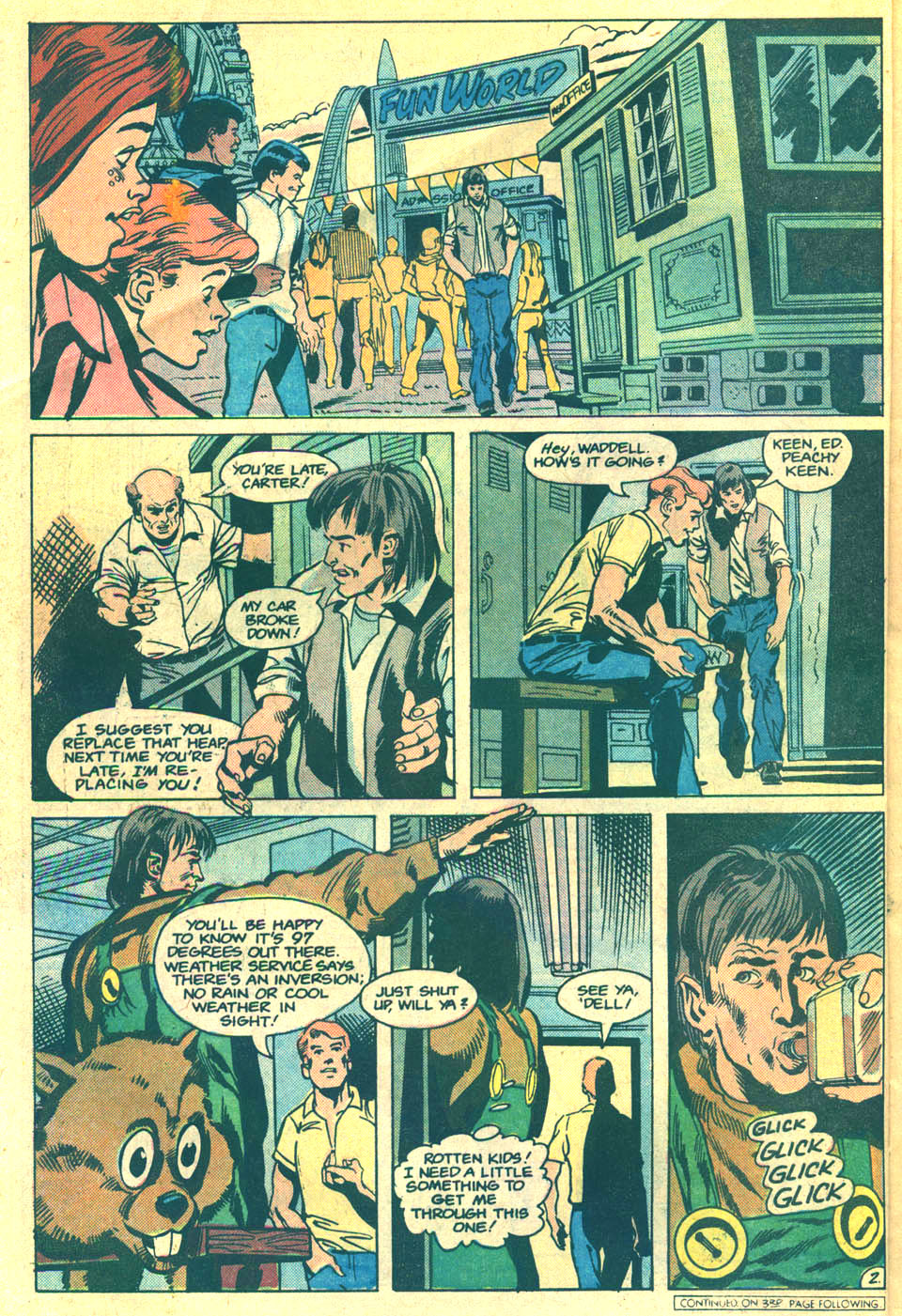 Elvira's House of Mystery Issue #5 #6 - English 5