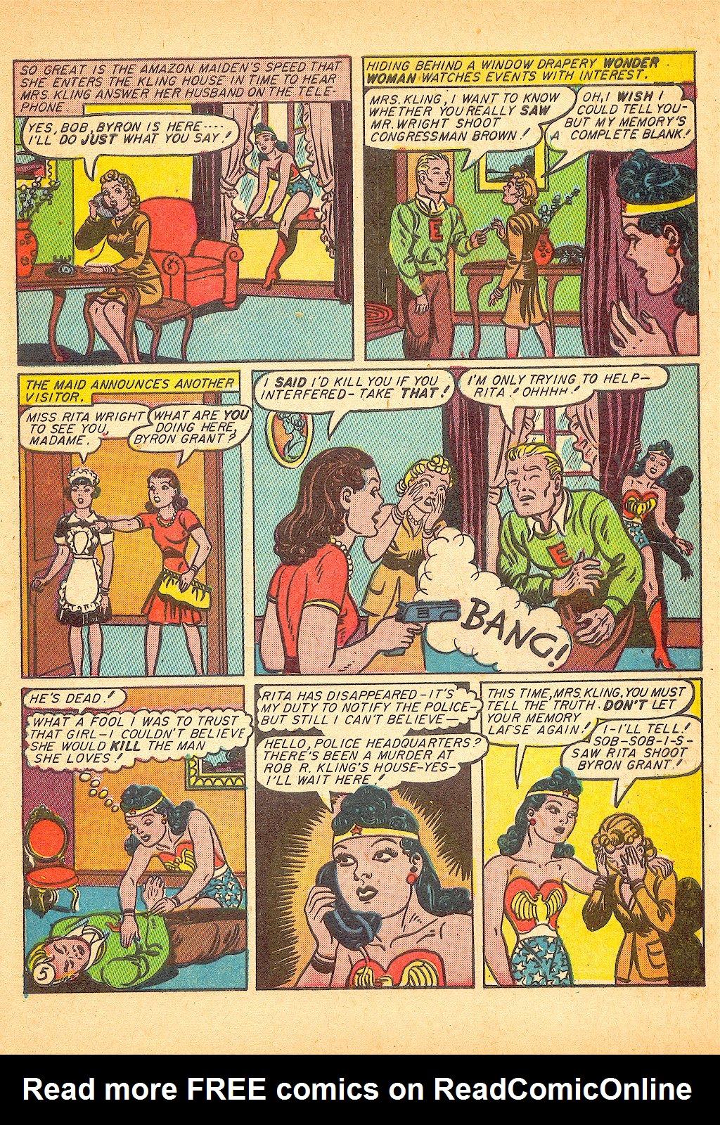 Read online Sensation (Mystery) Comics comic -  Issue #25 - 7
