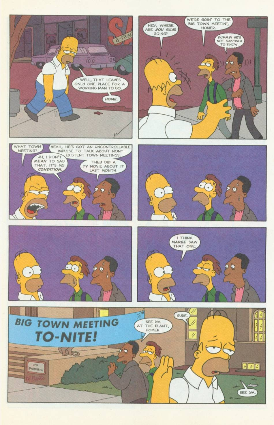 Read online Simpsons Comics comic -  Issue #42 - 8