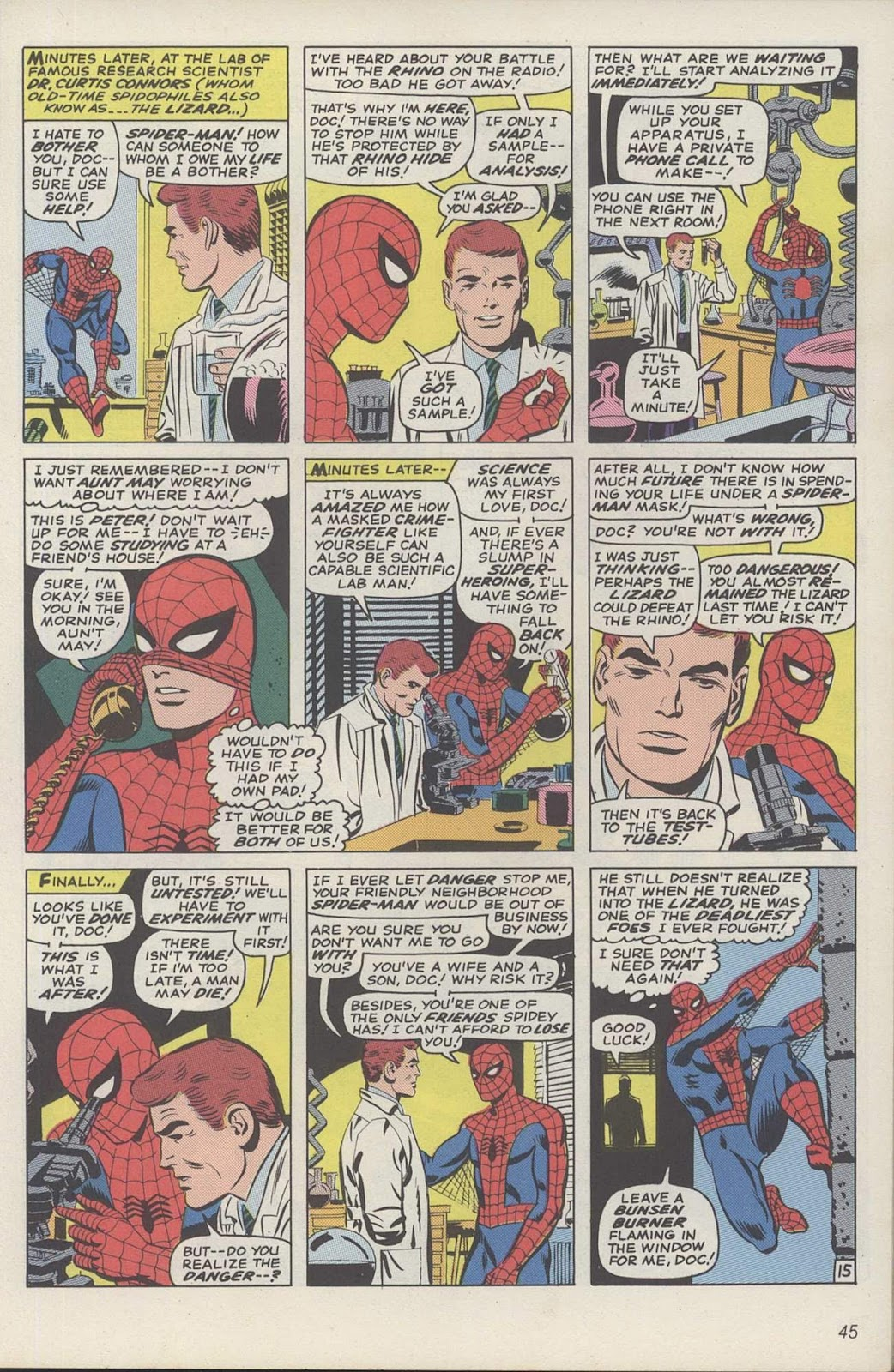 The Amazing Spider-Man (1979) issue TPB - Page 47