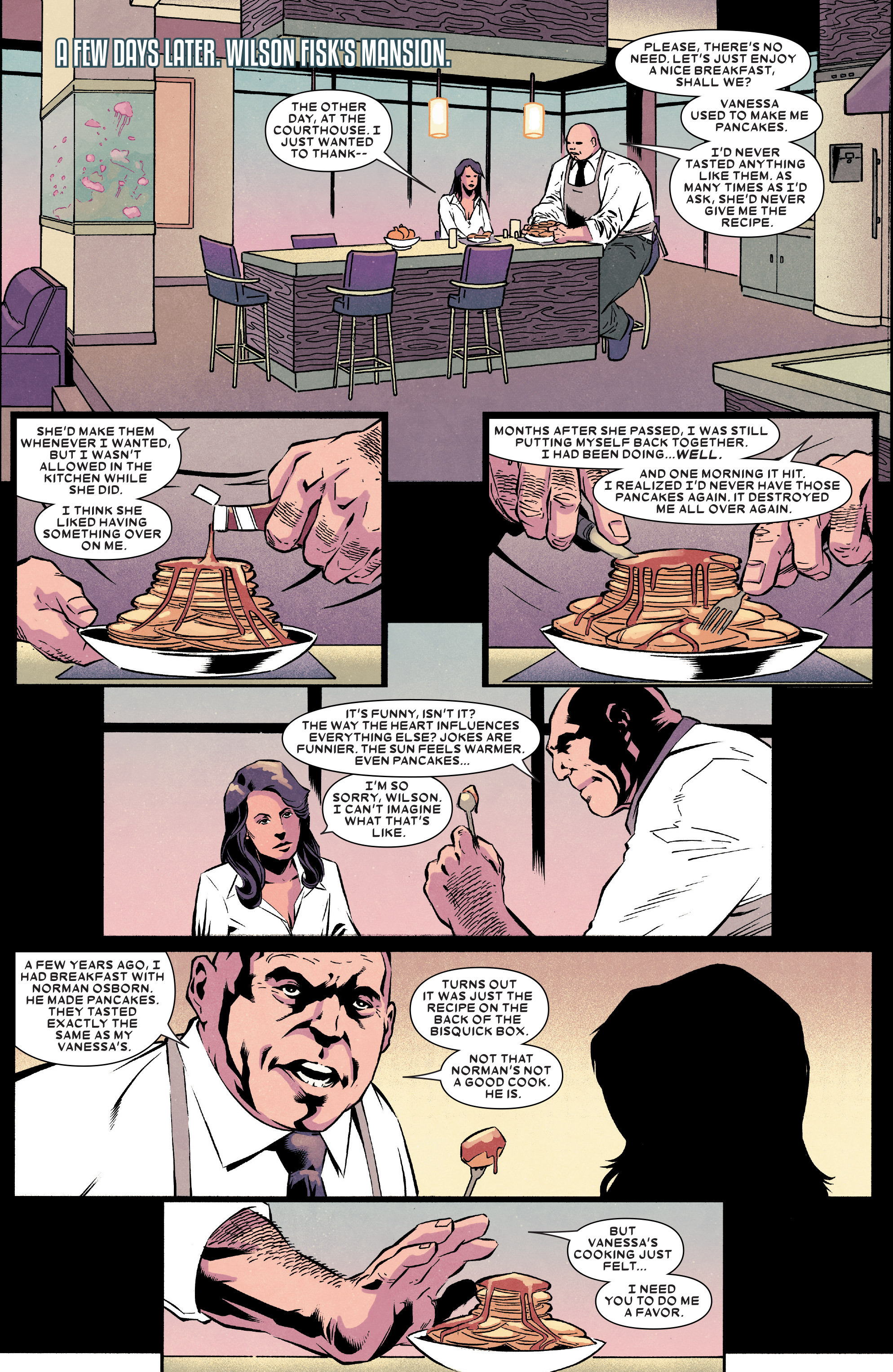Read online Kingpin (2017) comic -  Issue #4 - 10