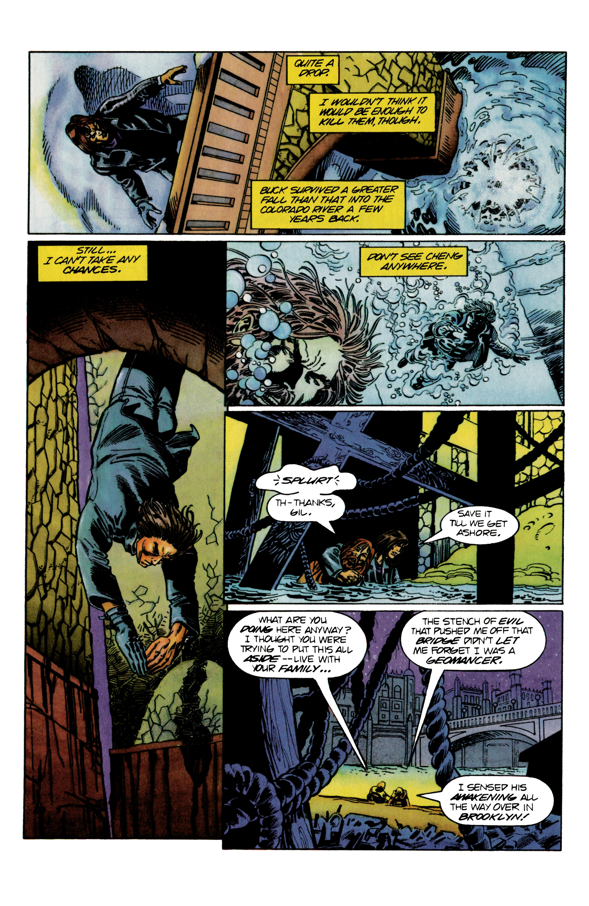 Read online Eternal Warrior (1992) comic -  Issue #24 - 17