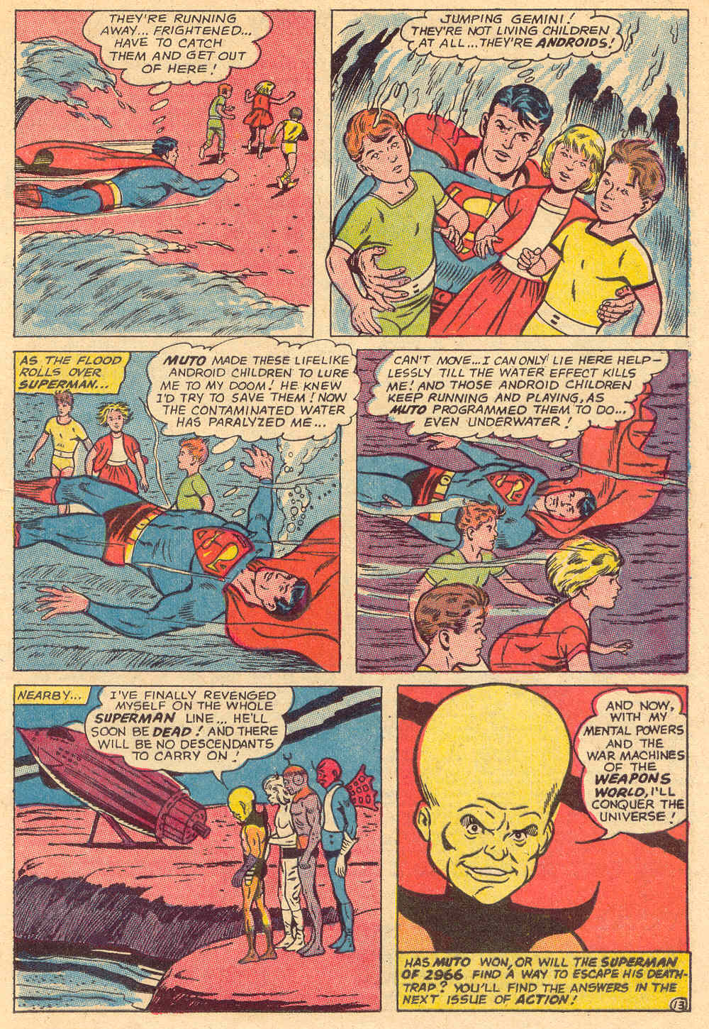 Read online Action Comics (1938) comic -  Issue #338 - 14