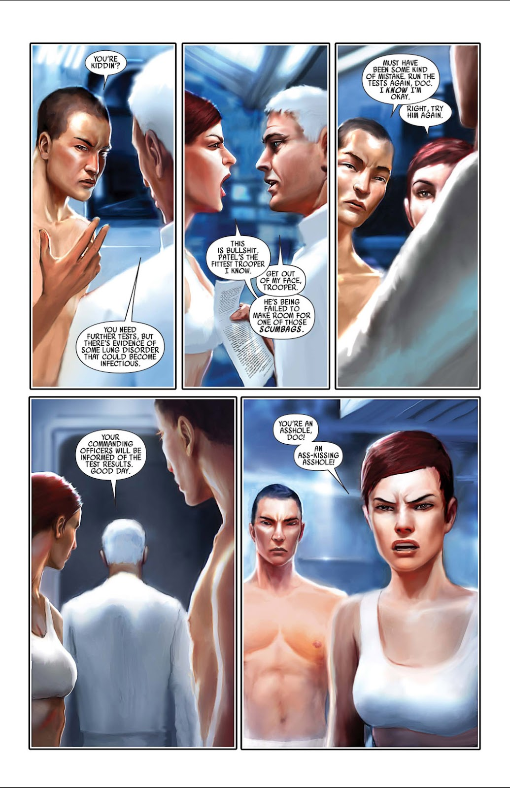 Read online After Dark comic -  Issue #1 - 27