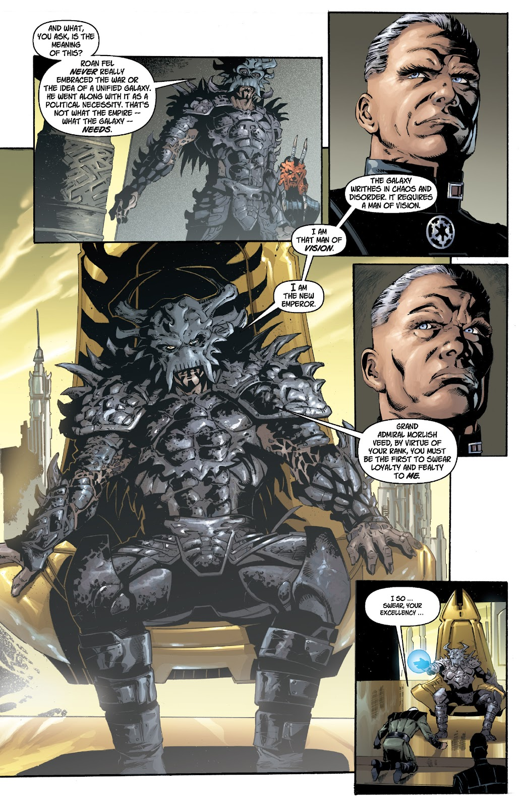 Read online Star Wars Legends: Legacy - Epic Collection comic -  Issue # TPB 1 (Part 1) - 24