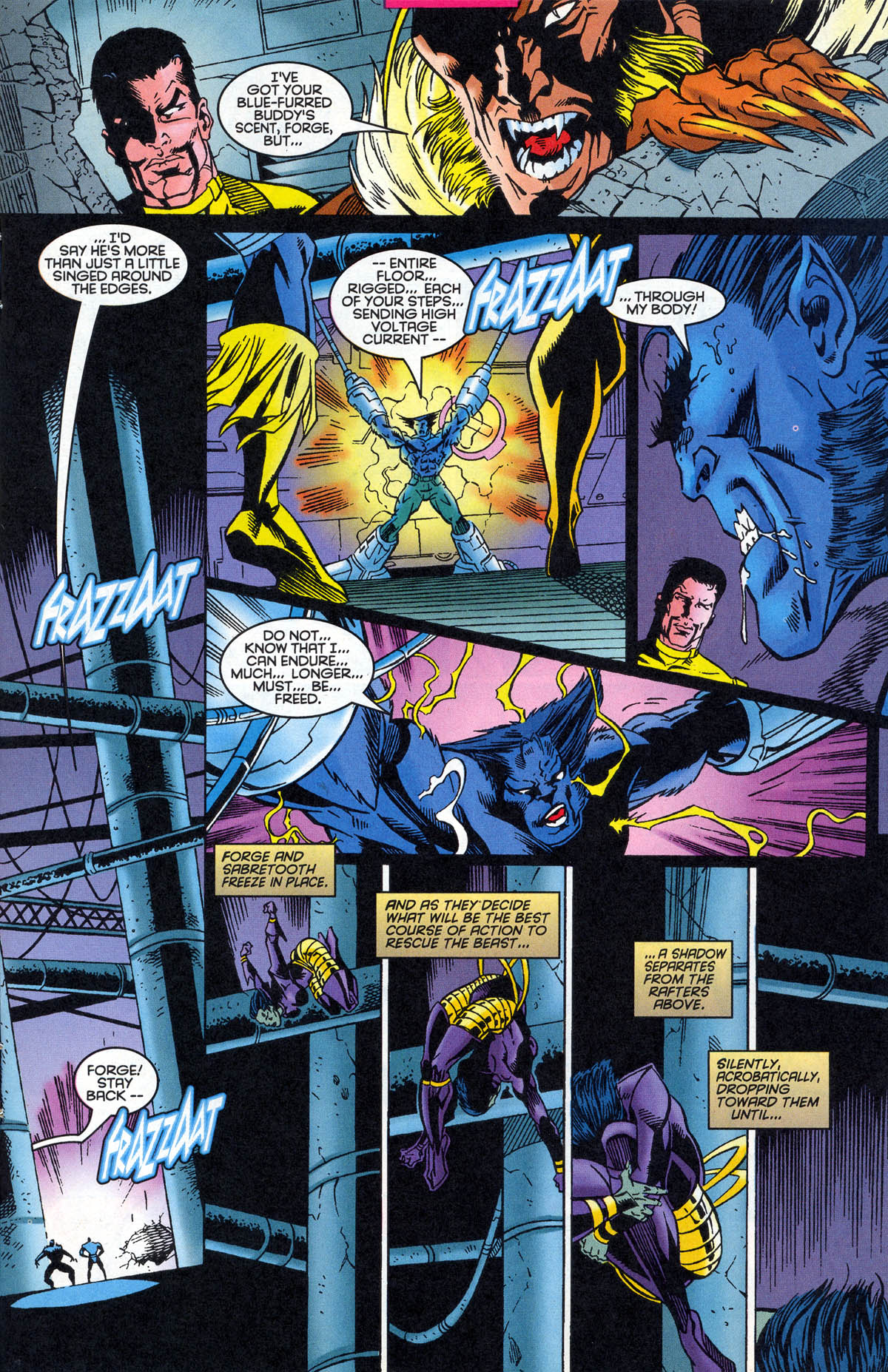Read online X-Factor (1986) comic -  Issue #126 - 14