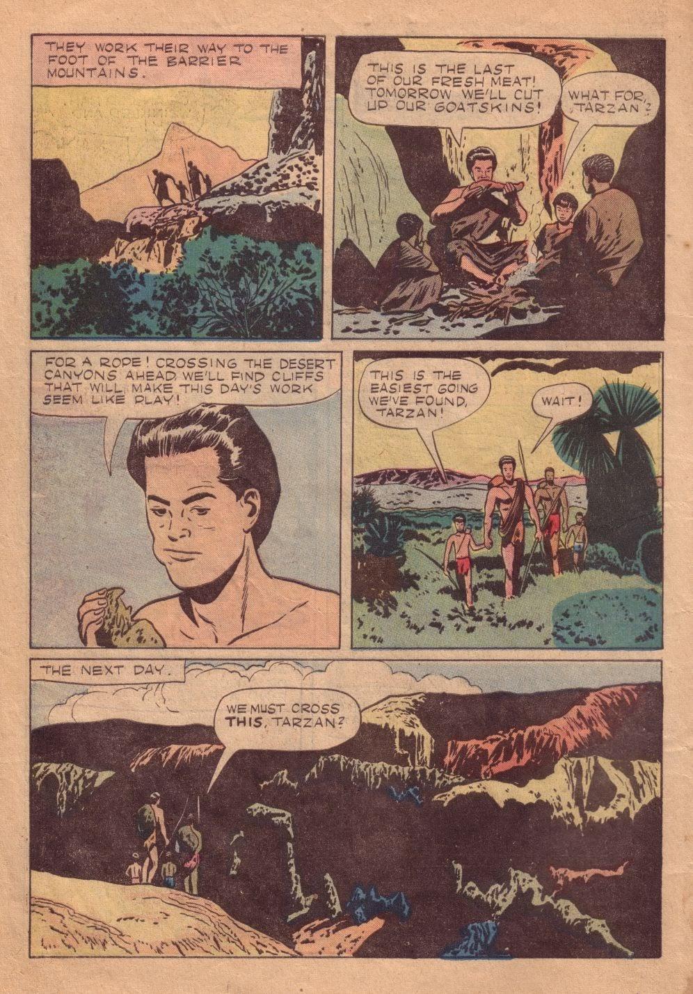 Tarzan (1948) issue 8 - Page 8