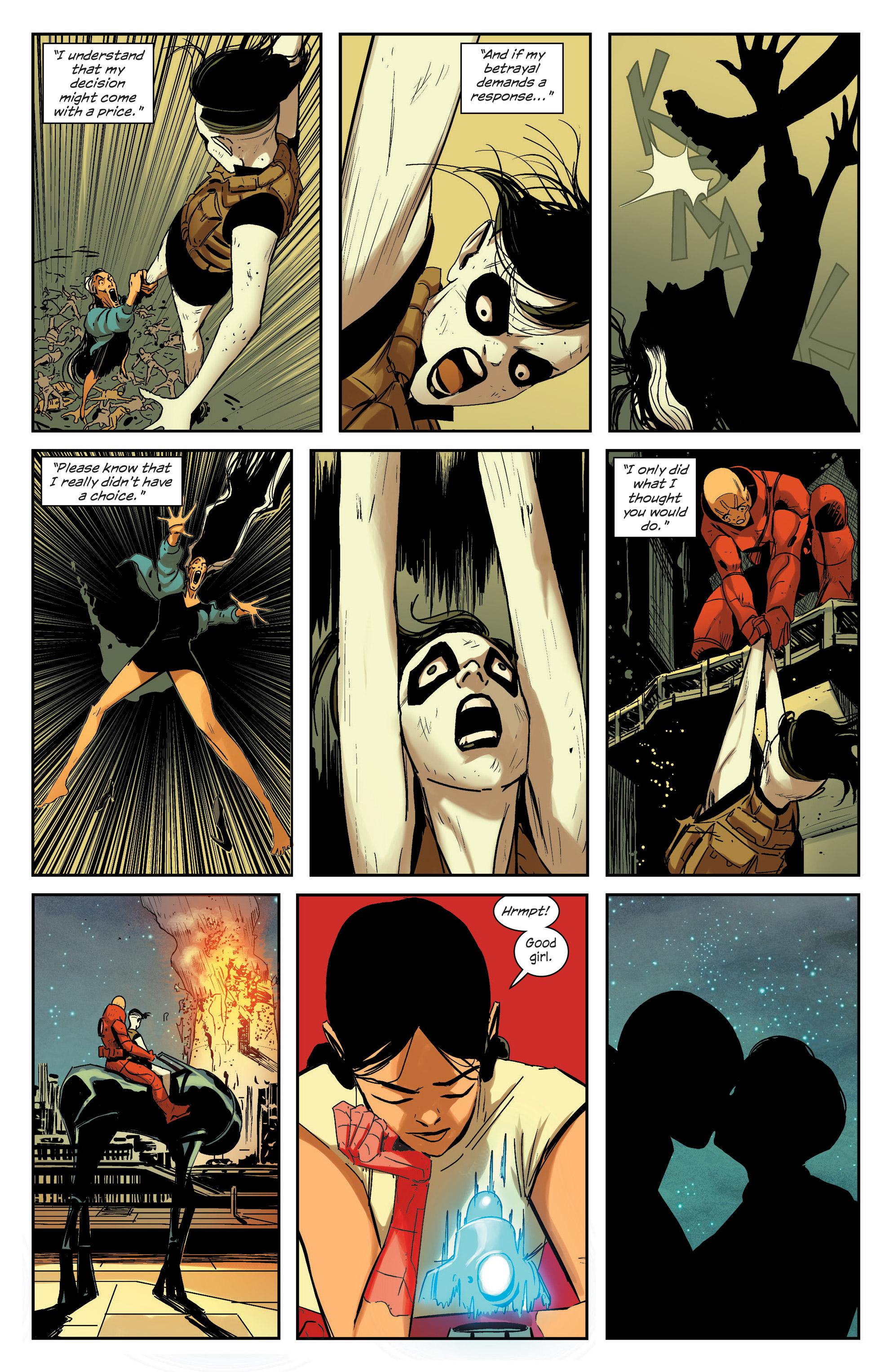 Read online East Of West comic -  Issue #33 - 22
