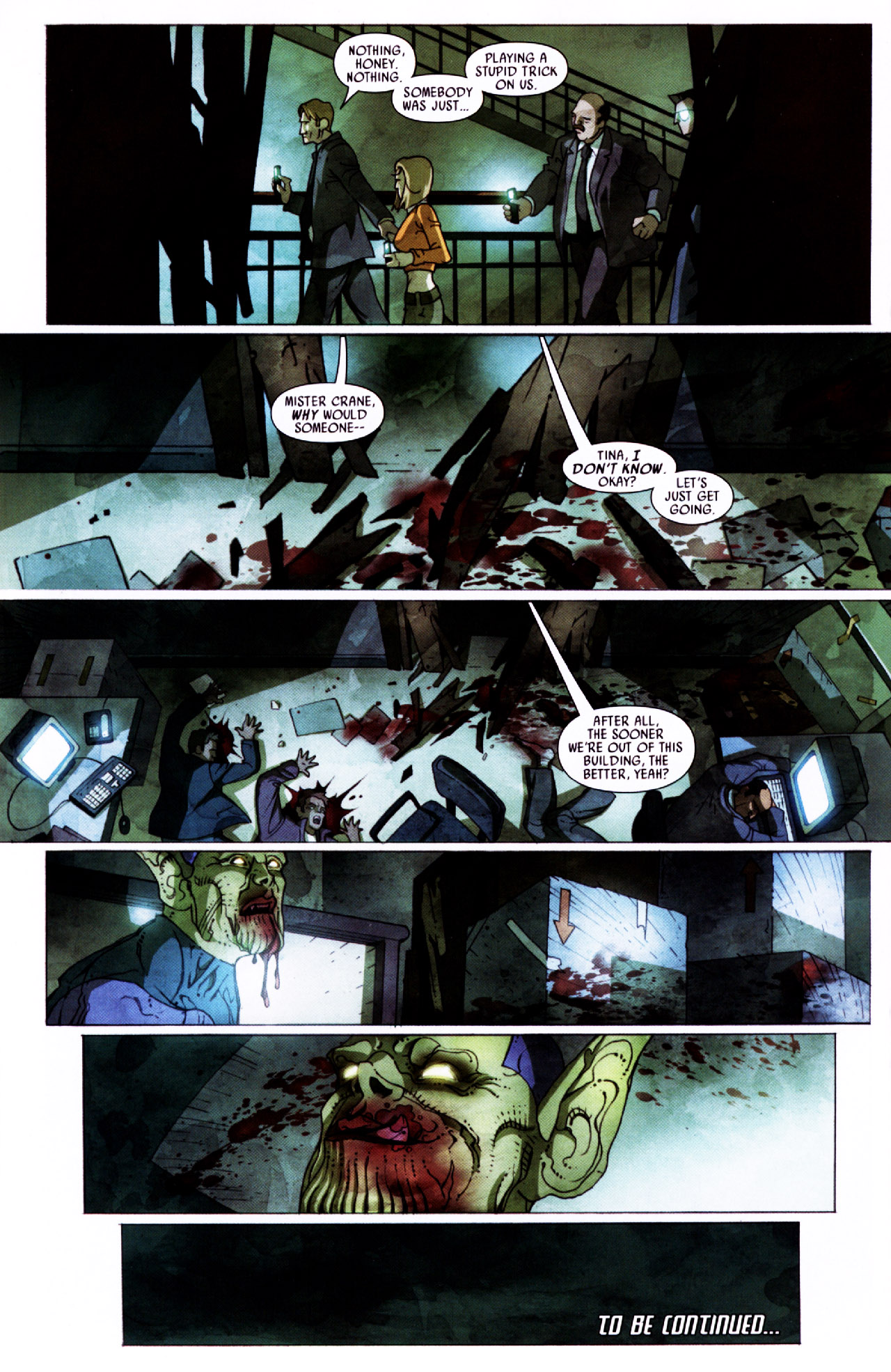 Read online Secret Invasion: Front Line comic -  Issue #2 - 24