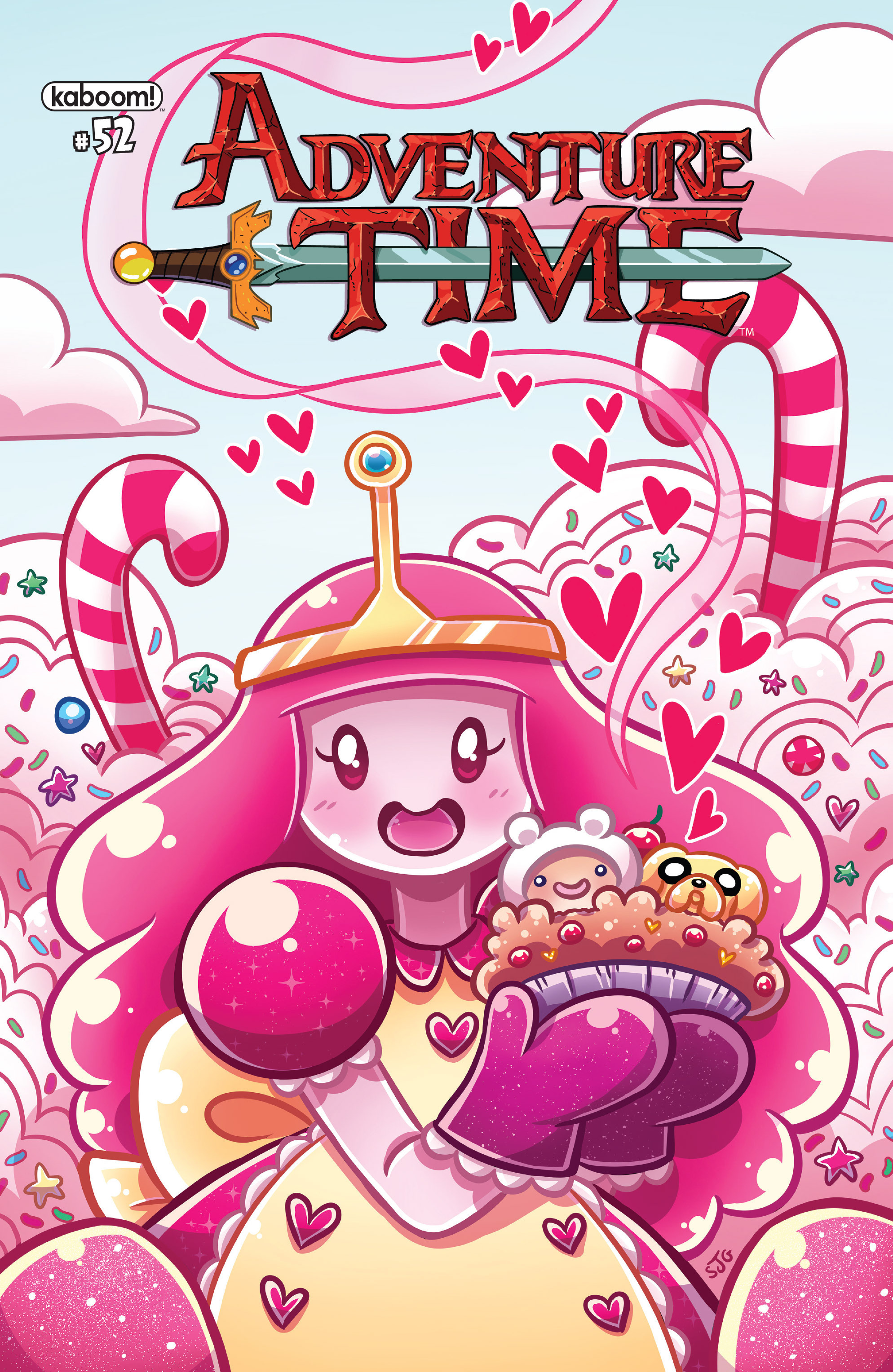 Adventure Time 52 Page 1