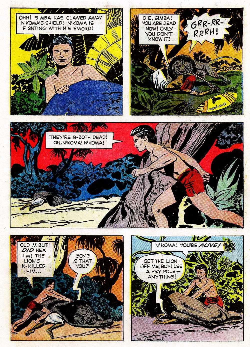 Tarzan (1962) issue 139 - Page 23