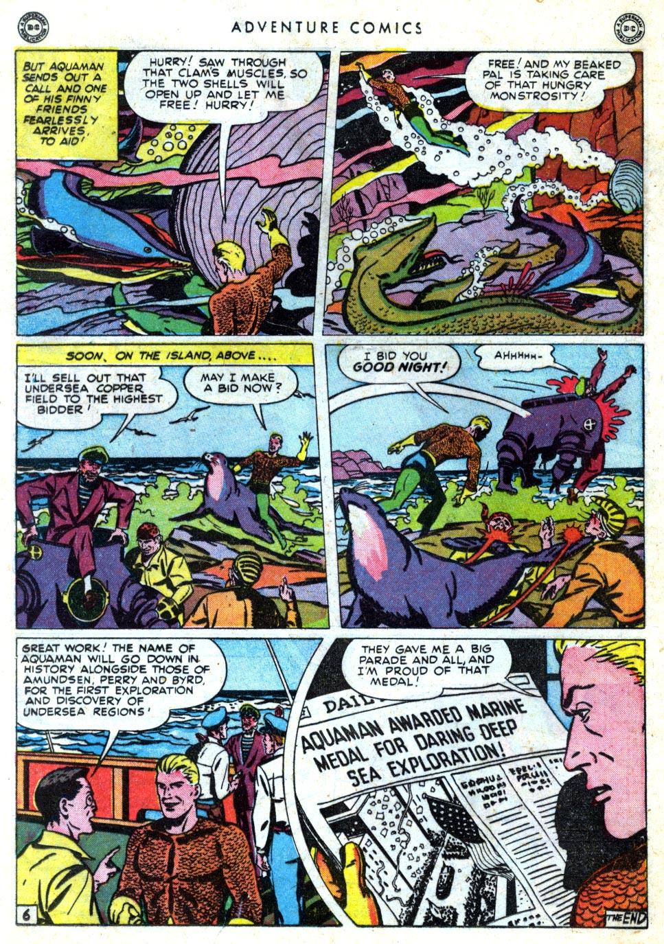 Read online Adventure Comics (1938) comic -  Issue #137 - 28
