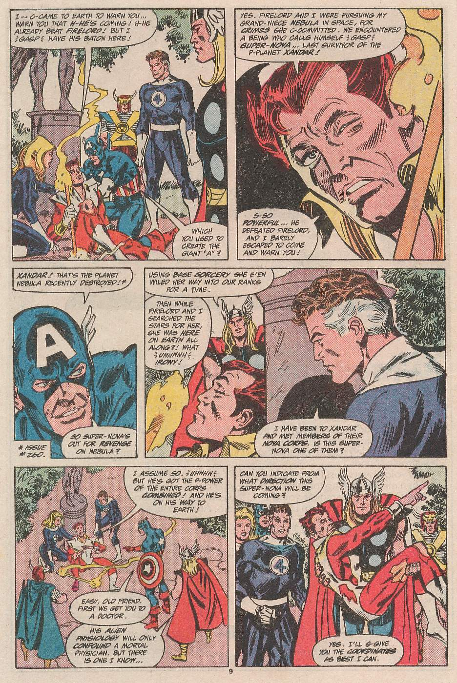 The Avengers (1963) 301 Page 6