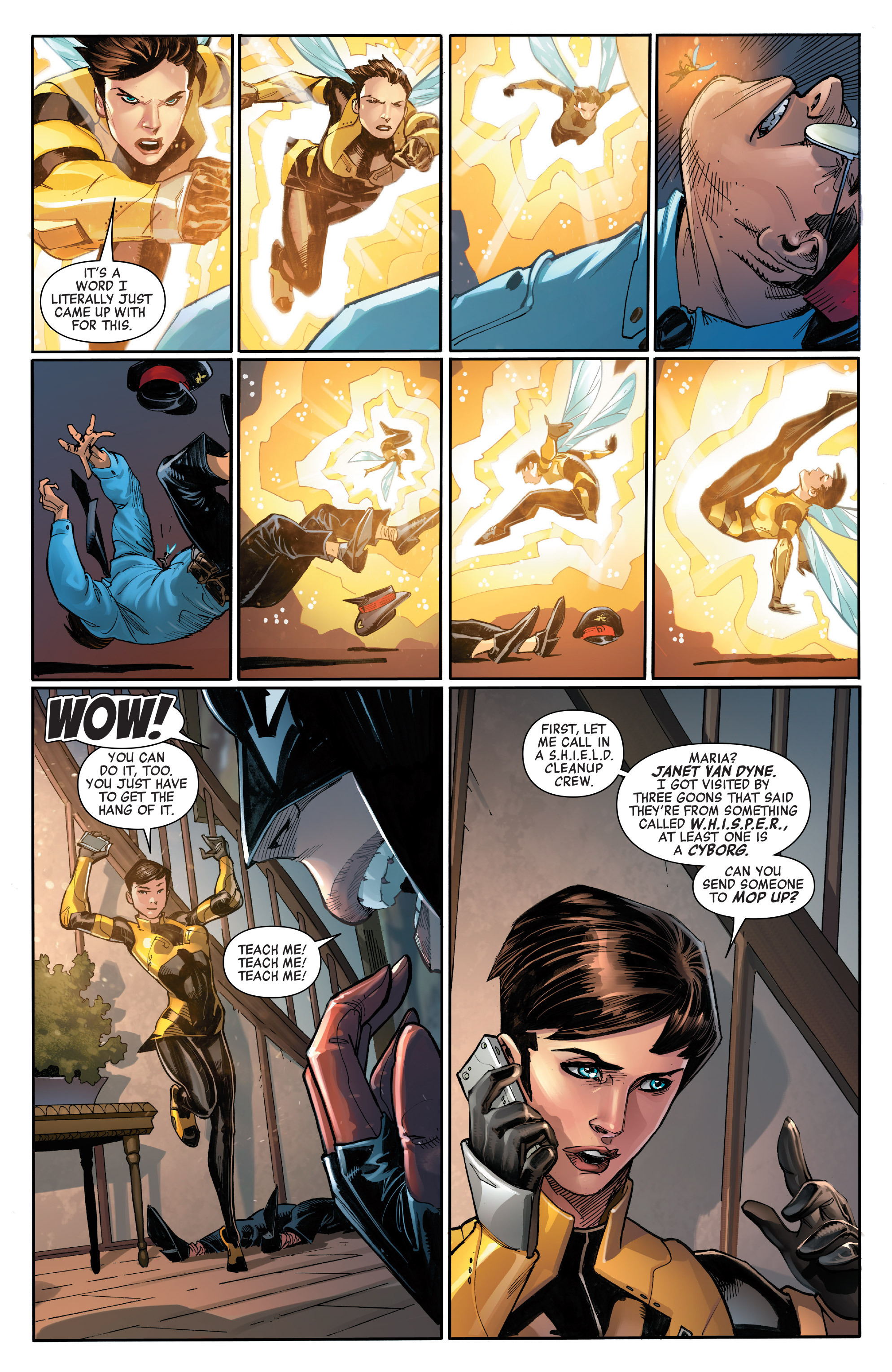 Read online All-New, All-Different Avengers comic -  Issue #14 - 9