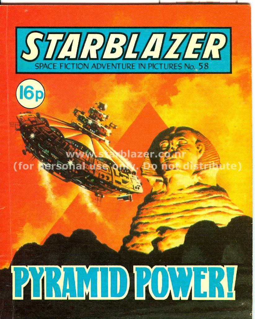 Starblazer issue 58 - Page 1