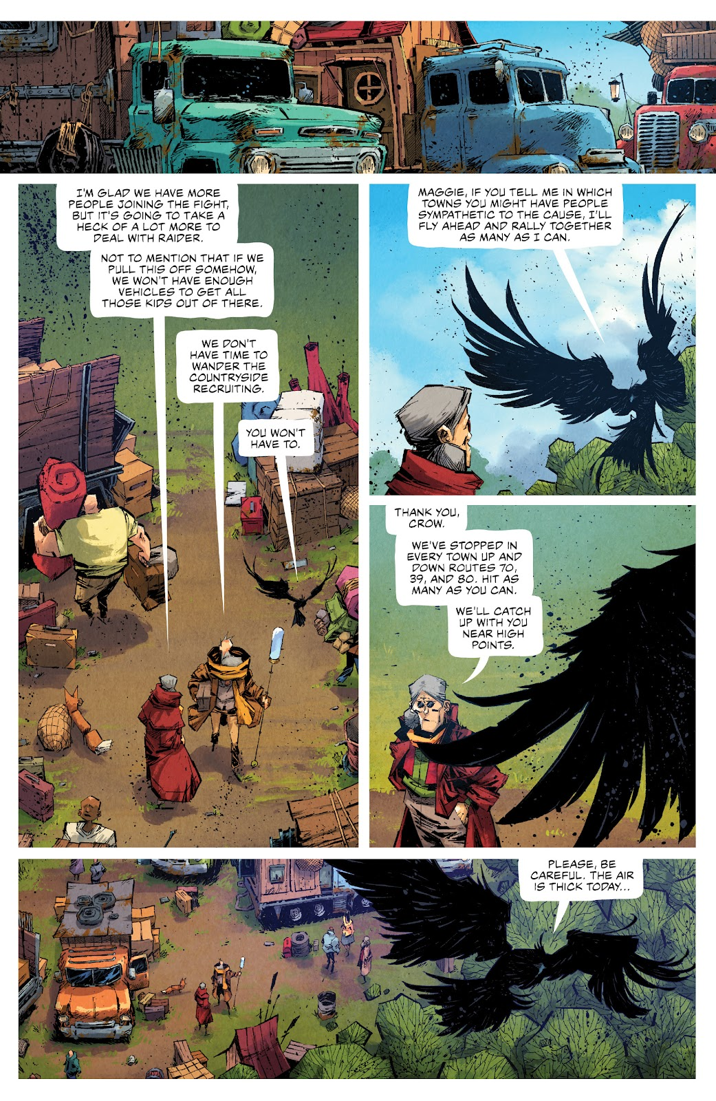 Read online Middlewest comic -  Issue #13 - 22